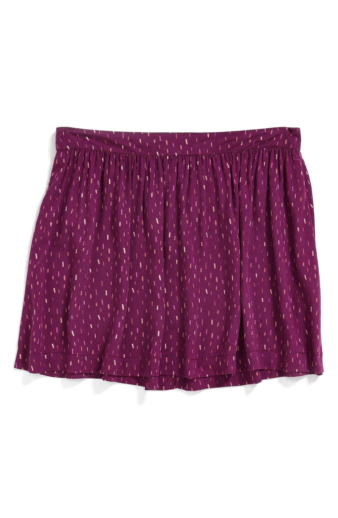 'Ambrosia' Woven Skirt,                             Main thumbnail 2, color,