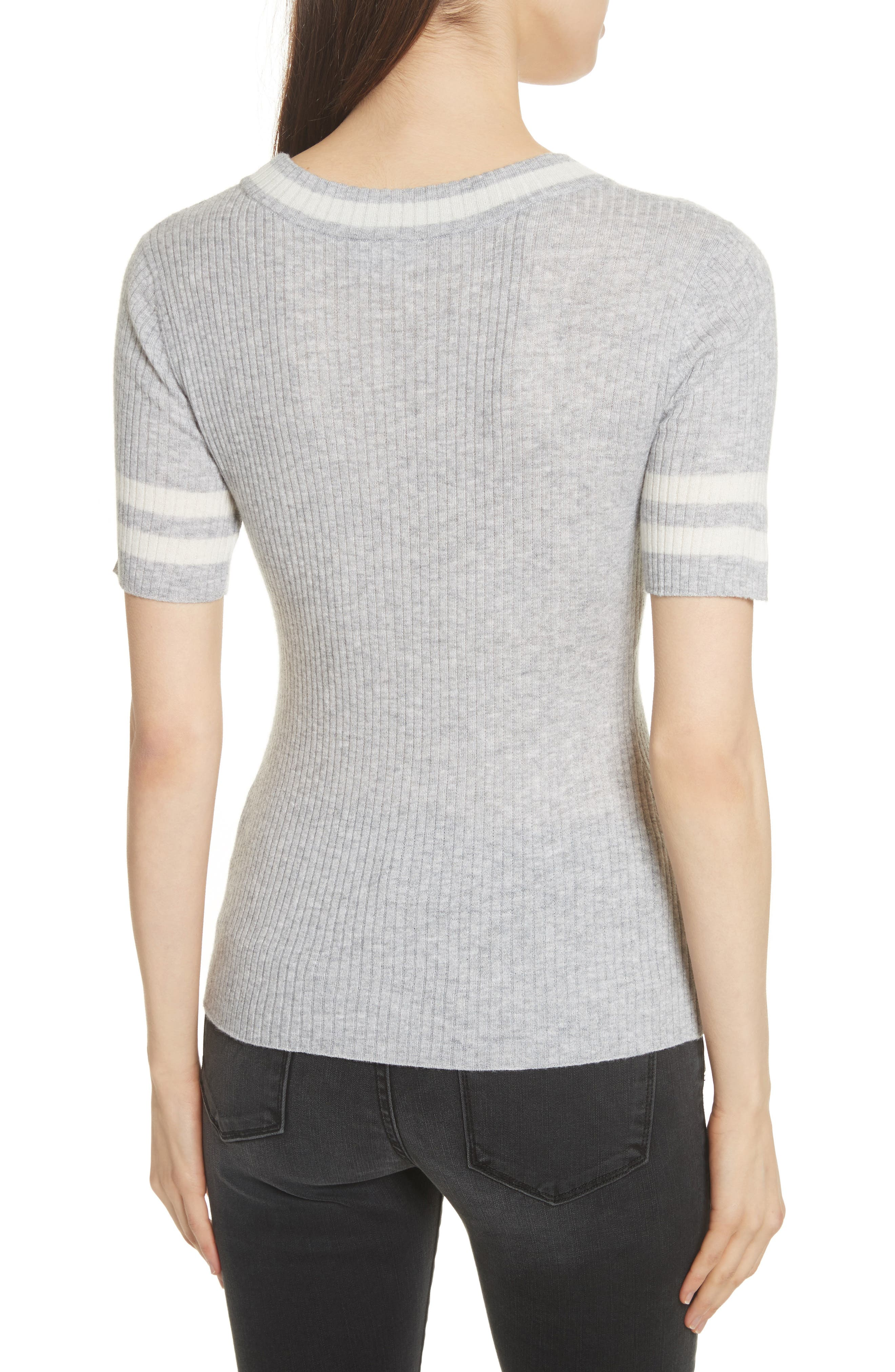 Varsity Sweater,                             Alternate thumbnail 2, color,