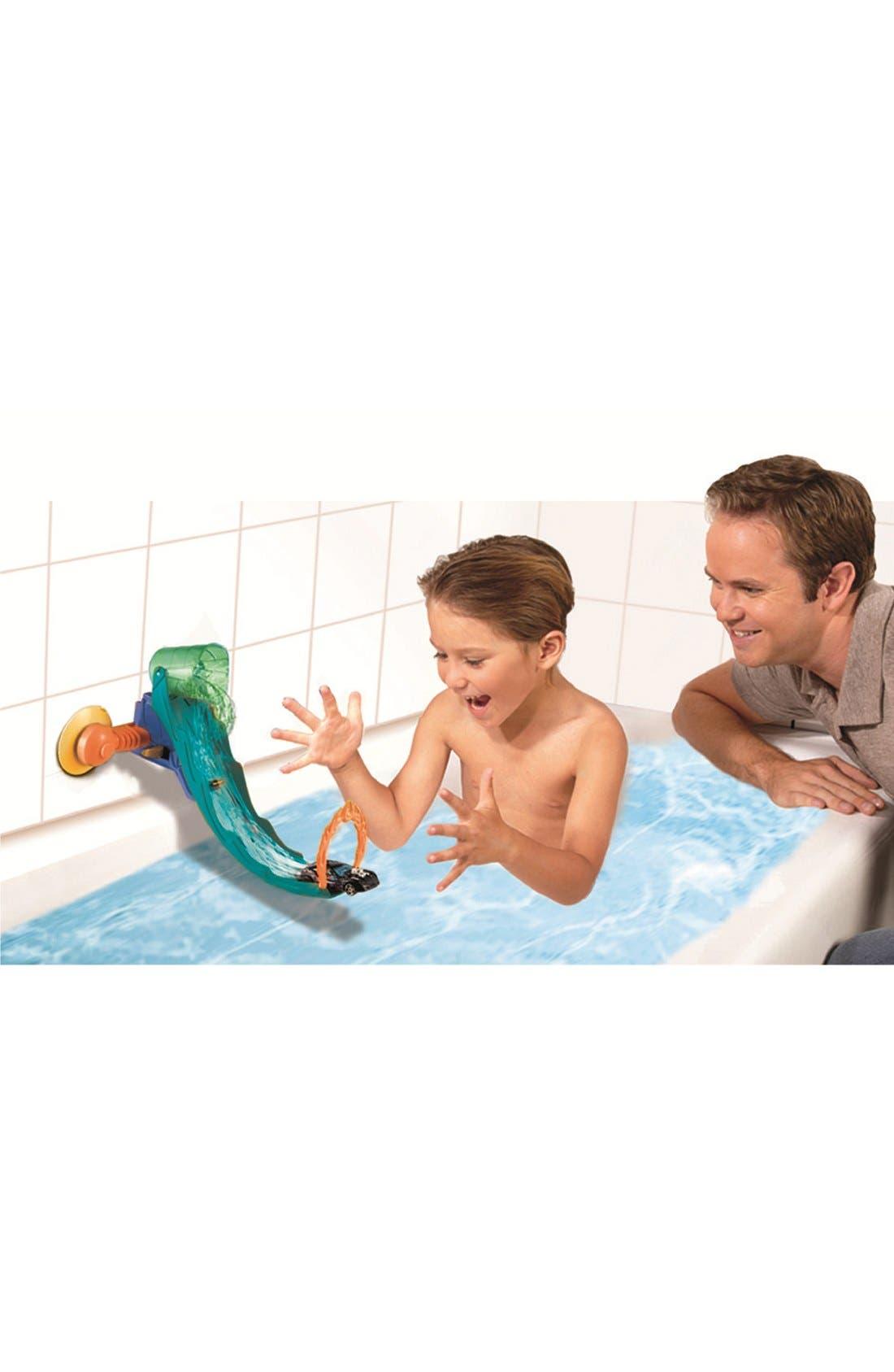 MATTEL,                             'Hot Wheels<sup>®</sup> - Splash Track<sup>™</sup>' Tub Track Set,                             Alternate thumbnail 6, color,                             400