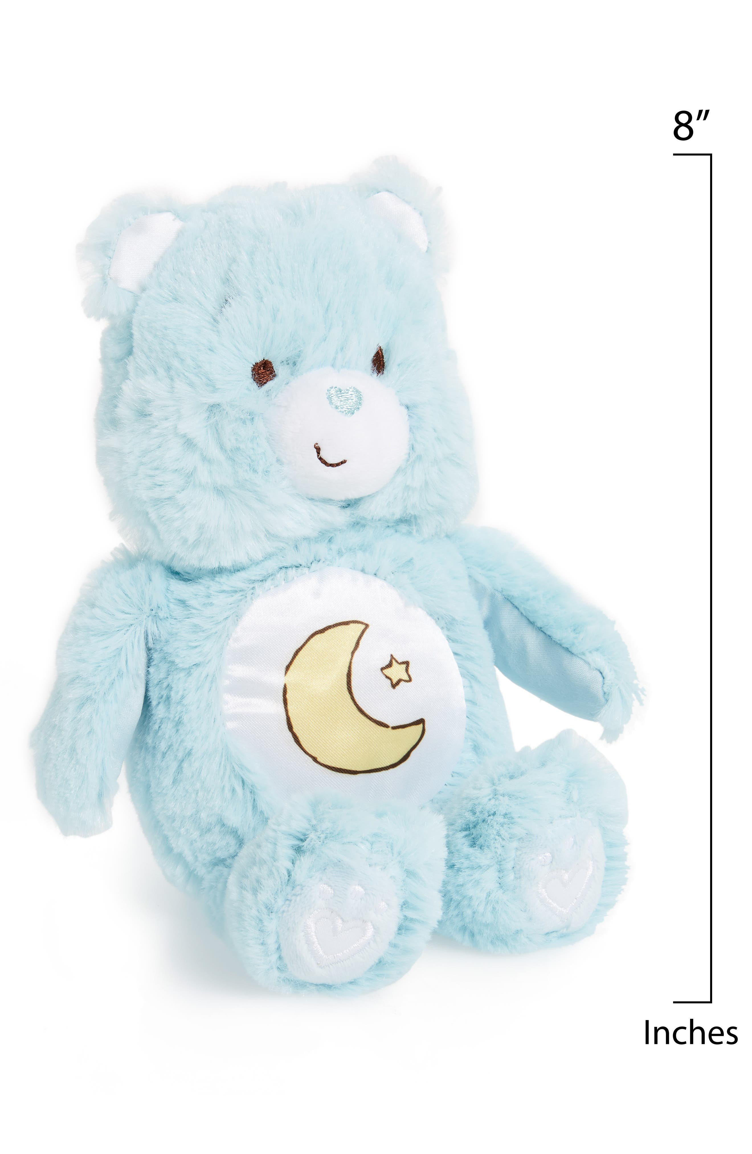 Care Bears<sup>™</sup> Bedtime Bear Stuffed Animal,                             Alternate thumbnail 2, color,                             BLUE