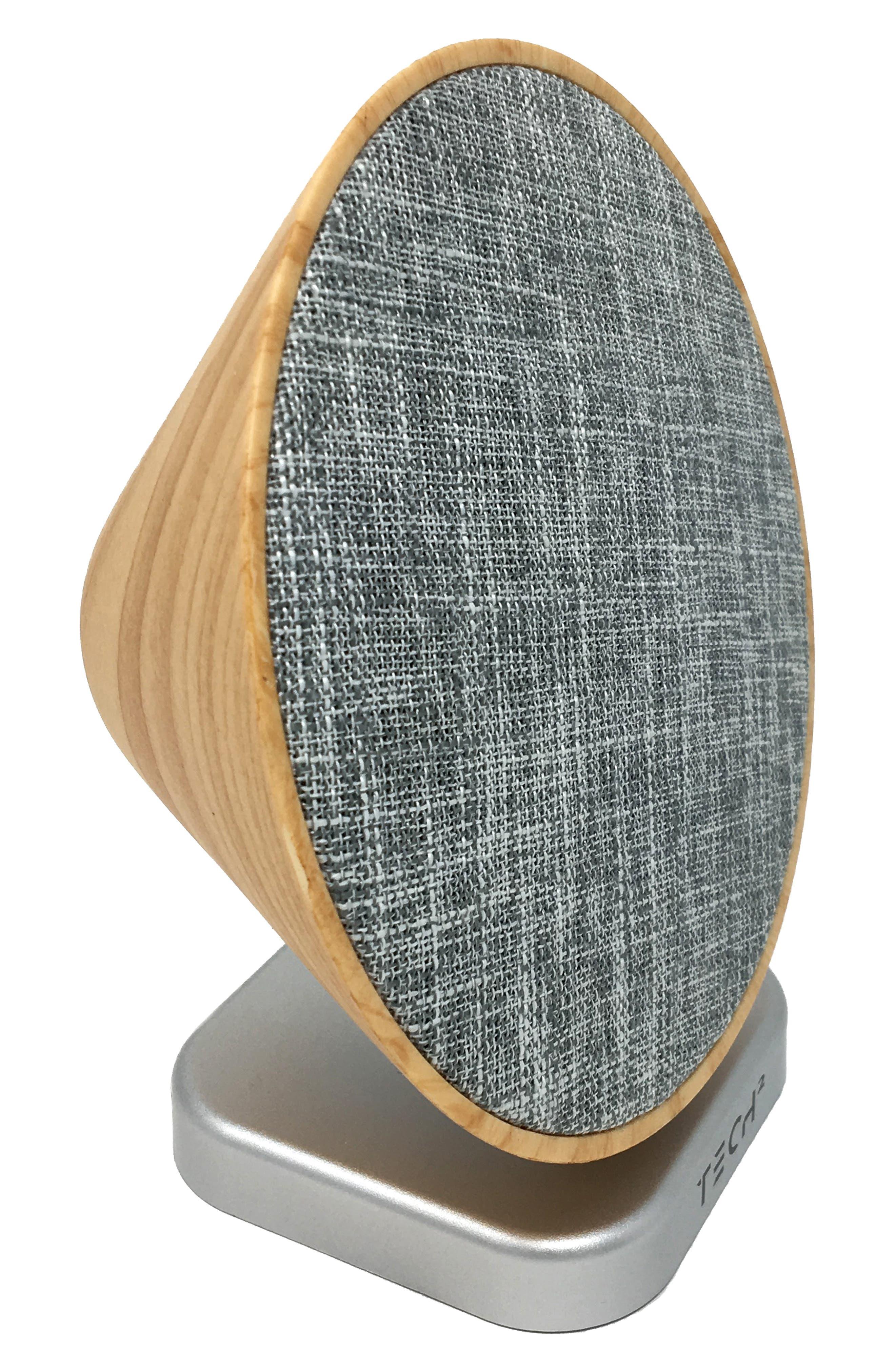 Dapper Bluetooth<sup>®</sup> Speaker,                             Alternate thumbnail 4, color,                             LIGHT GREY