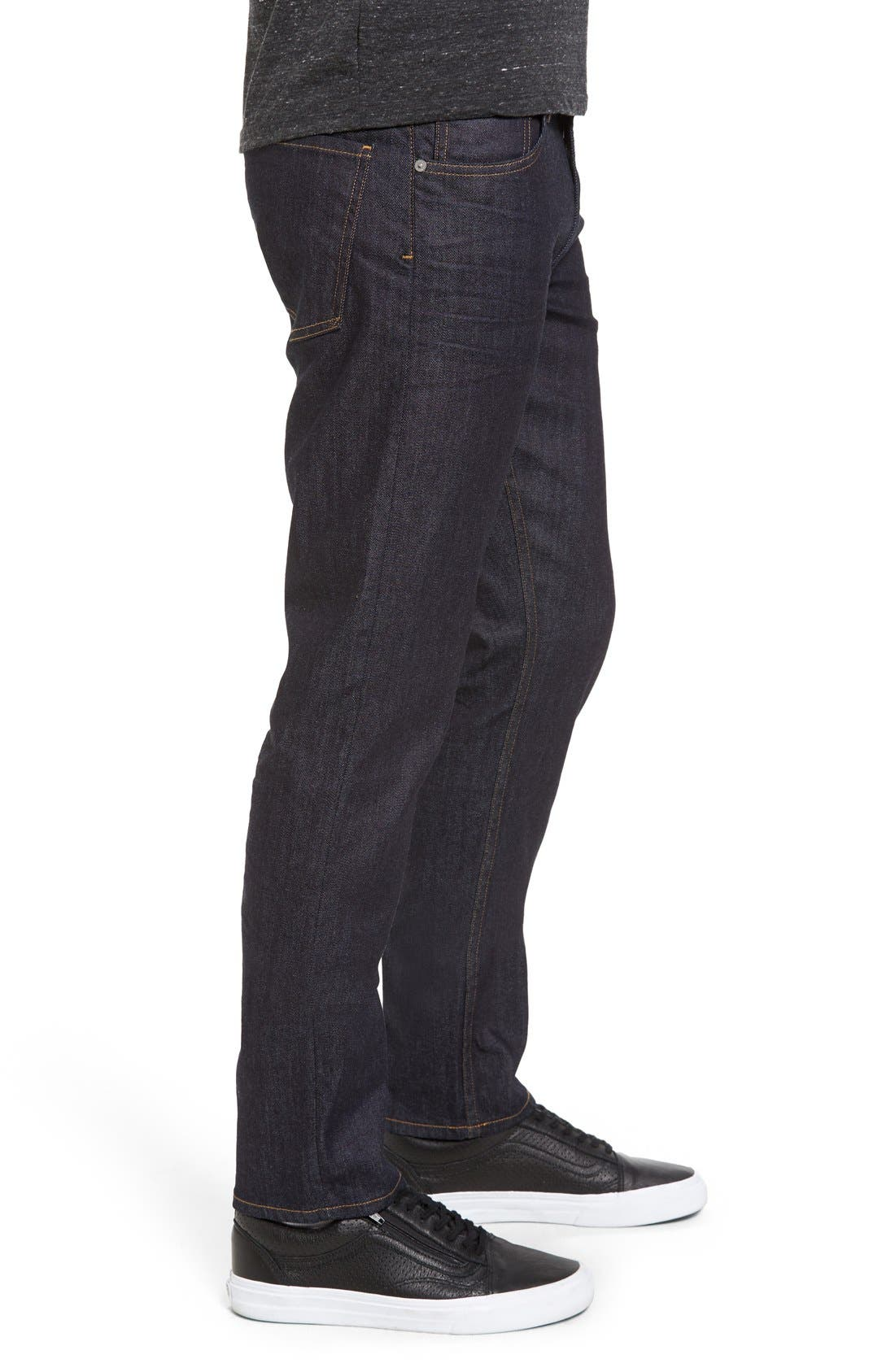 Bowery Slim Fit Jeans,                             Alternate thumbnail 10, color,                             432