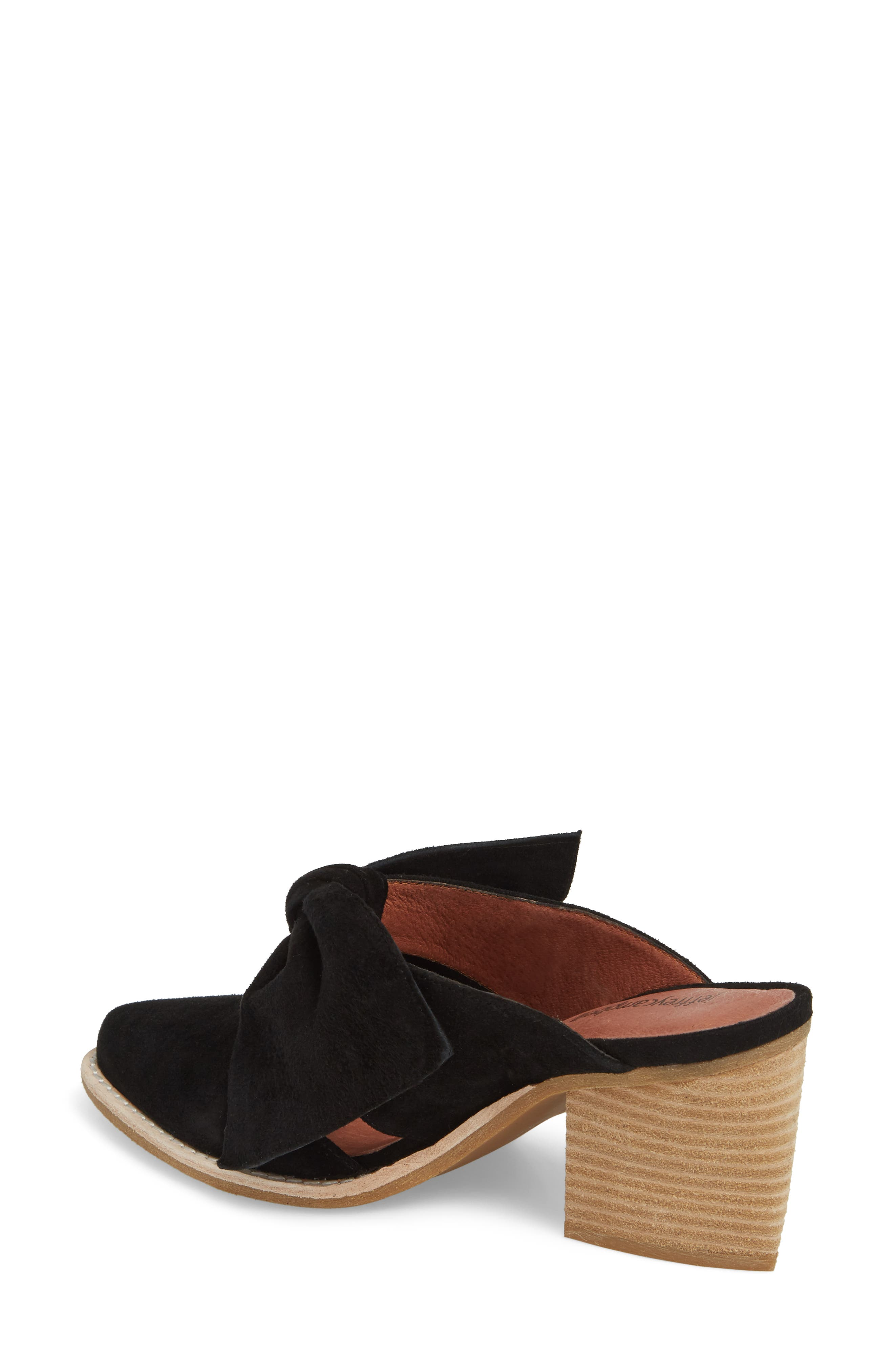 JEFFREY CAMPBELL,                             Cyrus Knotted Mary Jane Mule,                             Alternate thumbnail 2, color,                             001