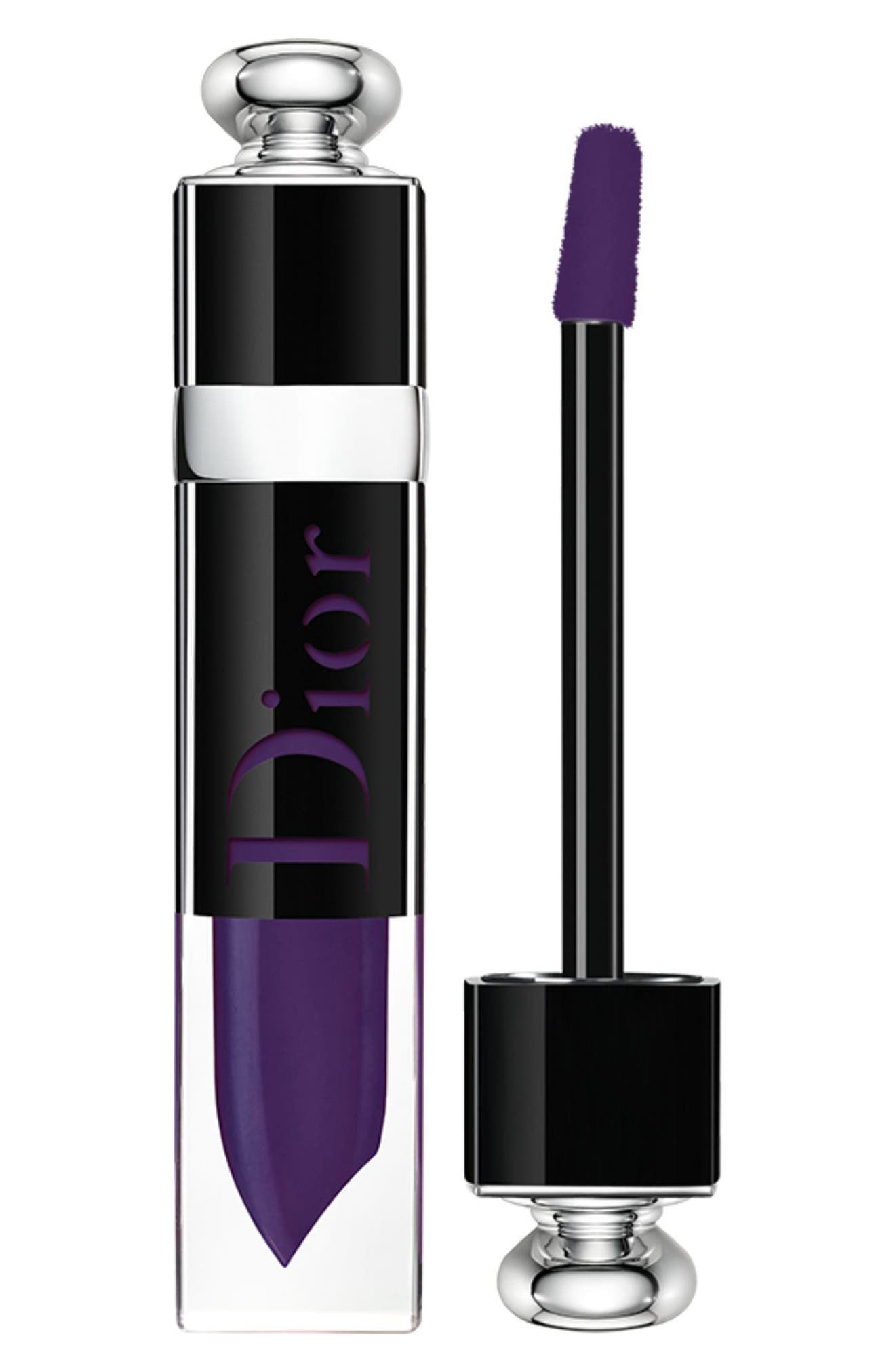 Dior Addict Lip Plumping Lacquer Ink - 998 Midnighter / Bold Violet