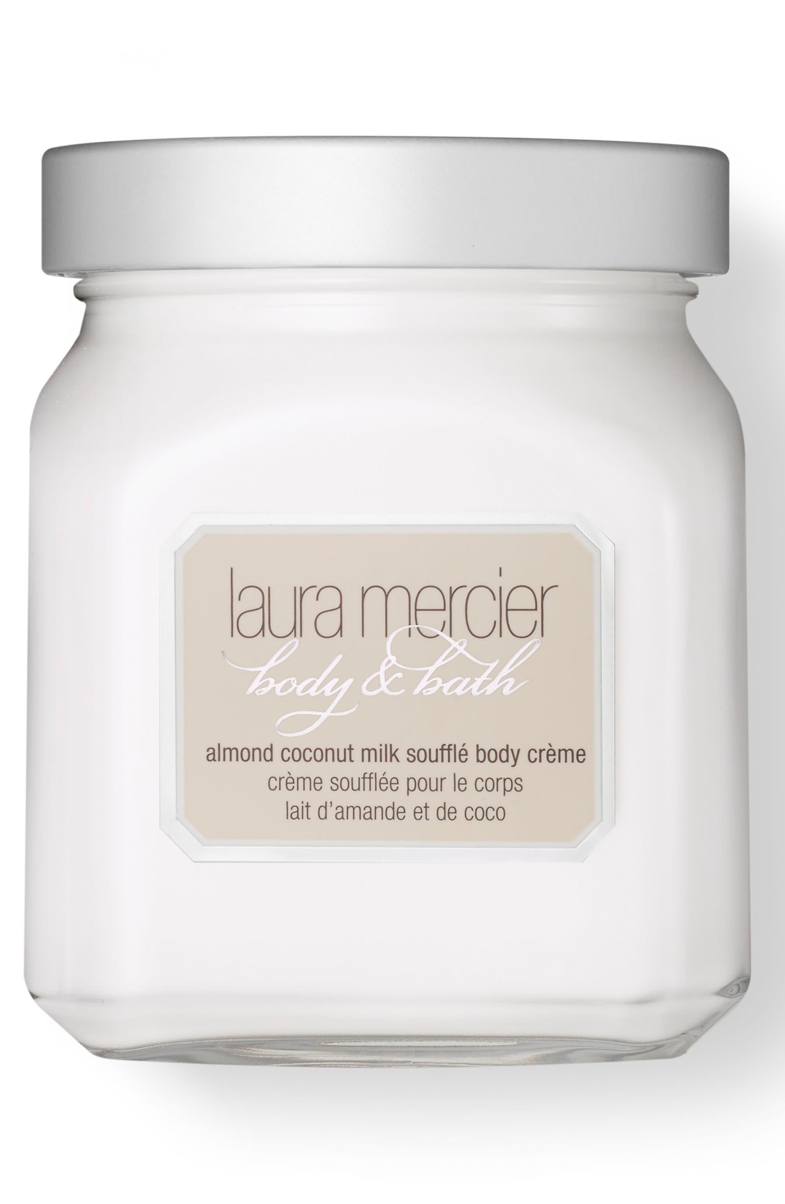 'Almond Coconut Milk' Soufflé Body Crème,                         Main,                         color, 000