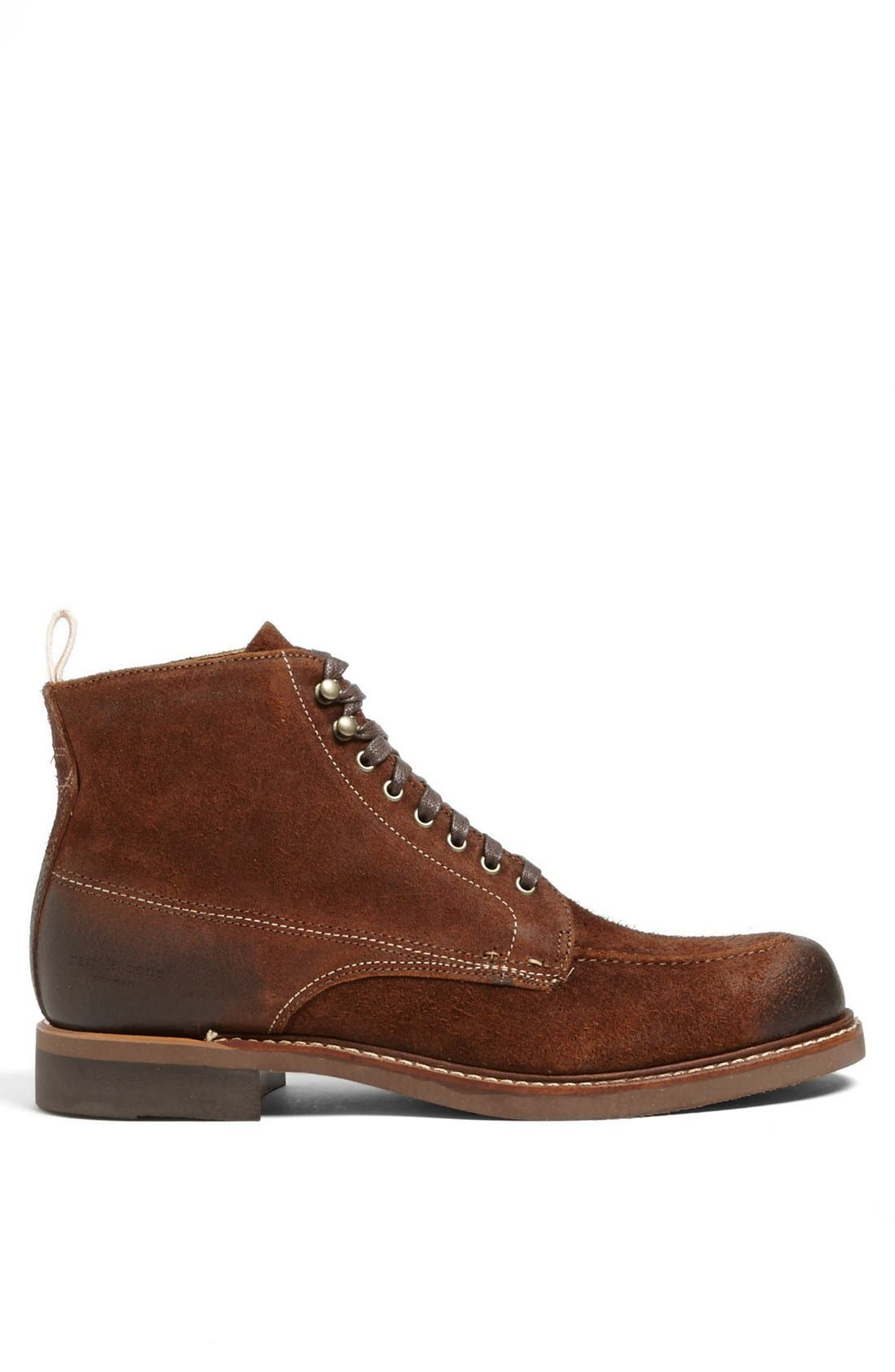 'Rowan' Moc Toe Boot,                             Alternate thumbnail 3, color,                             200