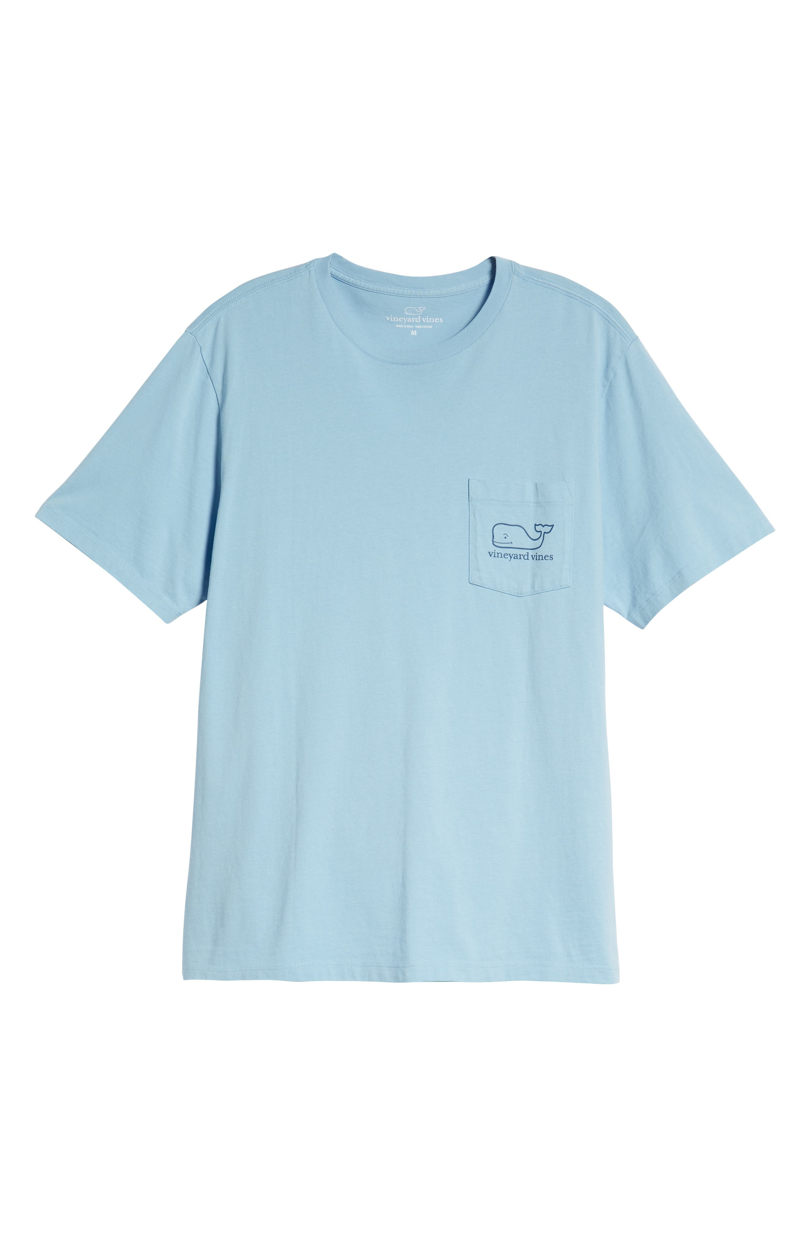 Rowers Pocket T-Shirt,                             Alternate thumbnail 6, color,                             456