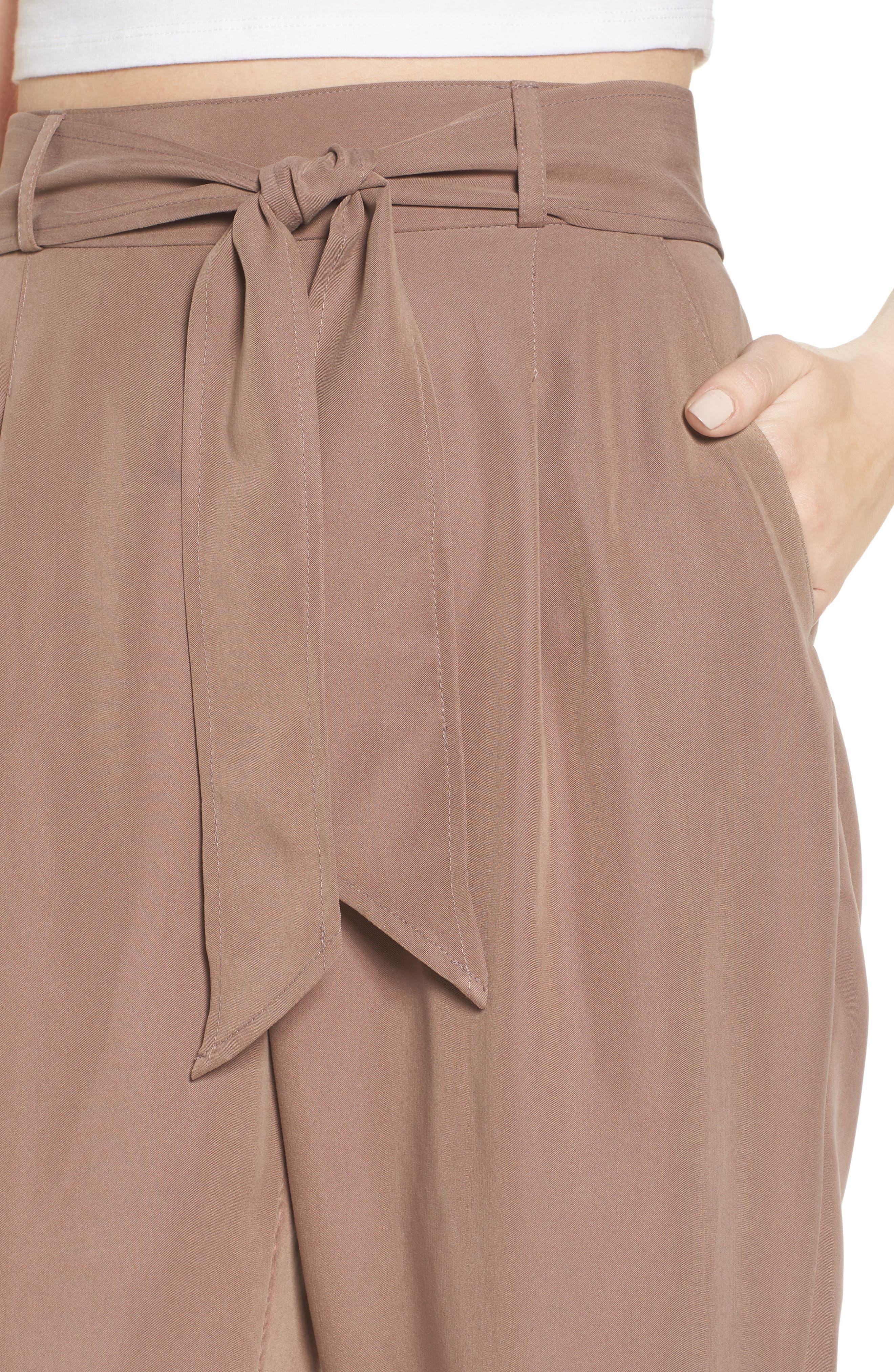 Tie Waist Pants,                             Alternate thumbnail 11, color,