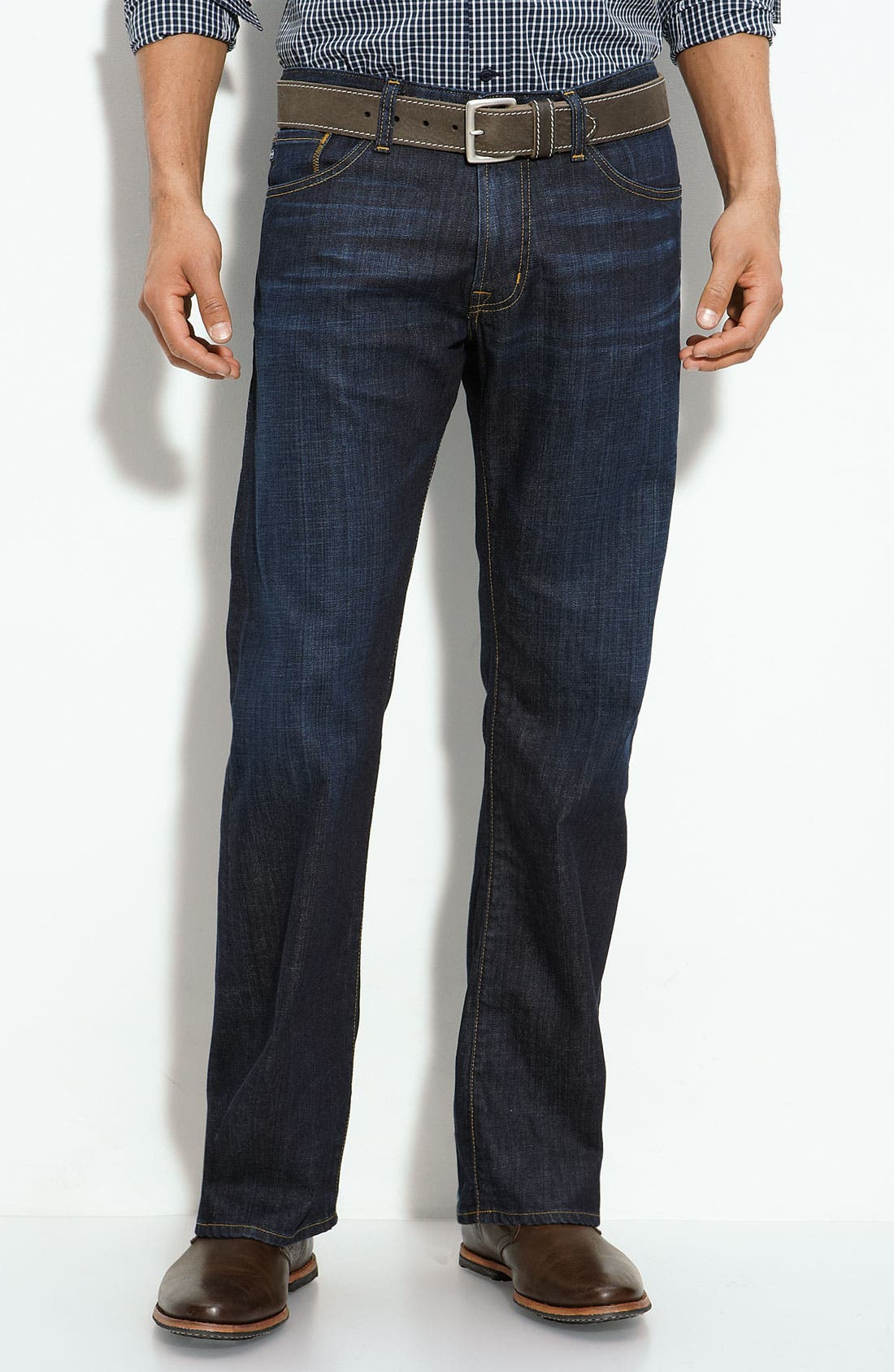 Jeans 'Hero' Relaxed Fit Jeans,                             Alternate thumbnail 2, color,                             403