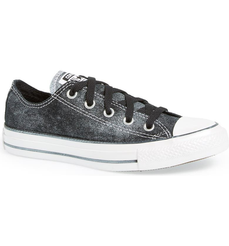a6885f82f9e8 Converse Chuck Taylor® All Star®  Ox - Sparkle Wash  Low Top Sneaker ...