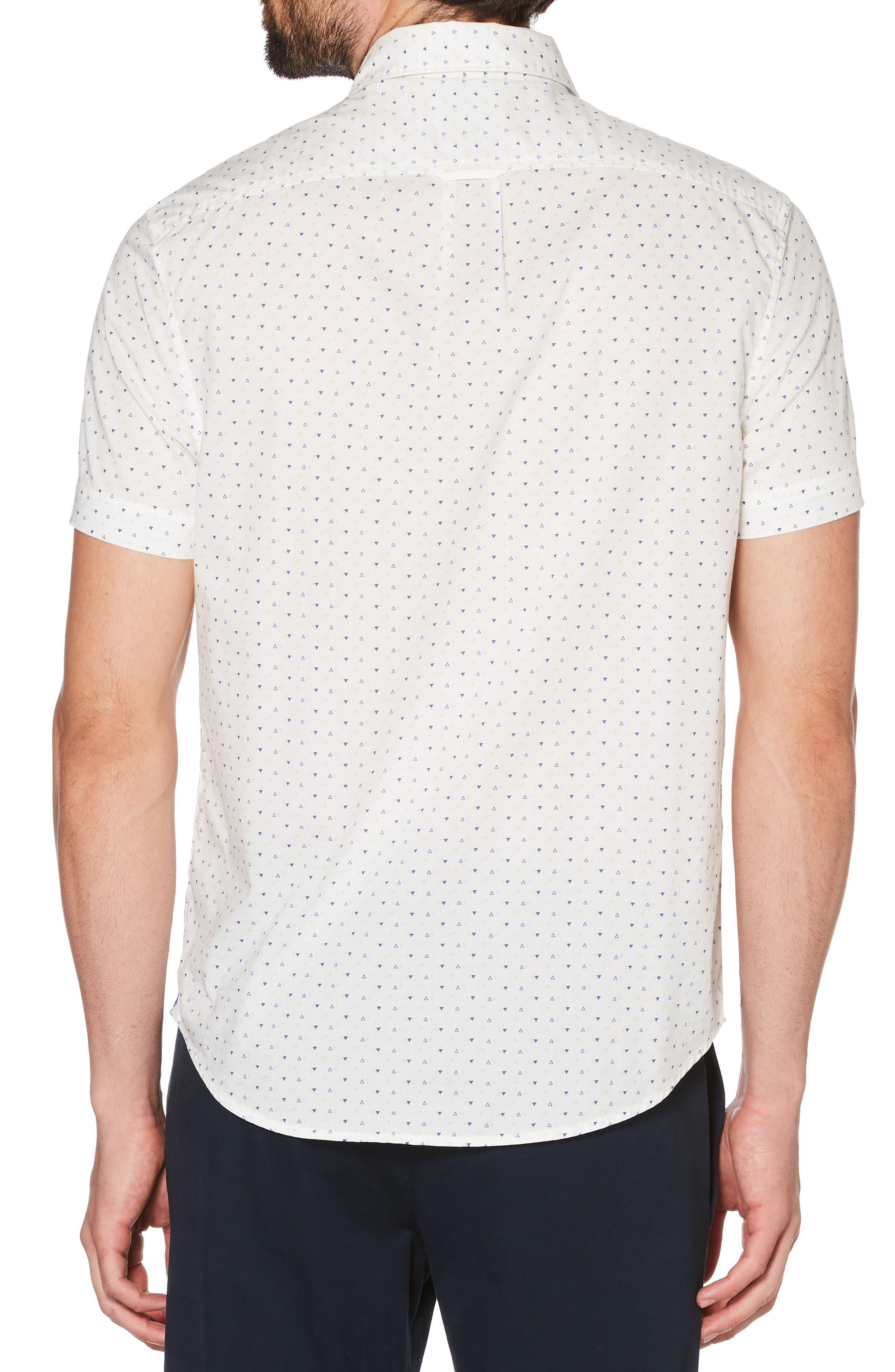 Stretch Poplin Shirt,                             Alternate thumbnail 2, color,