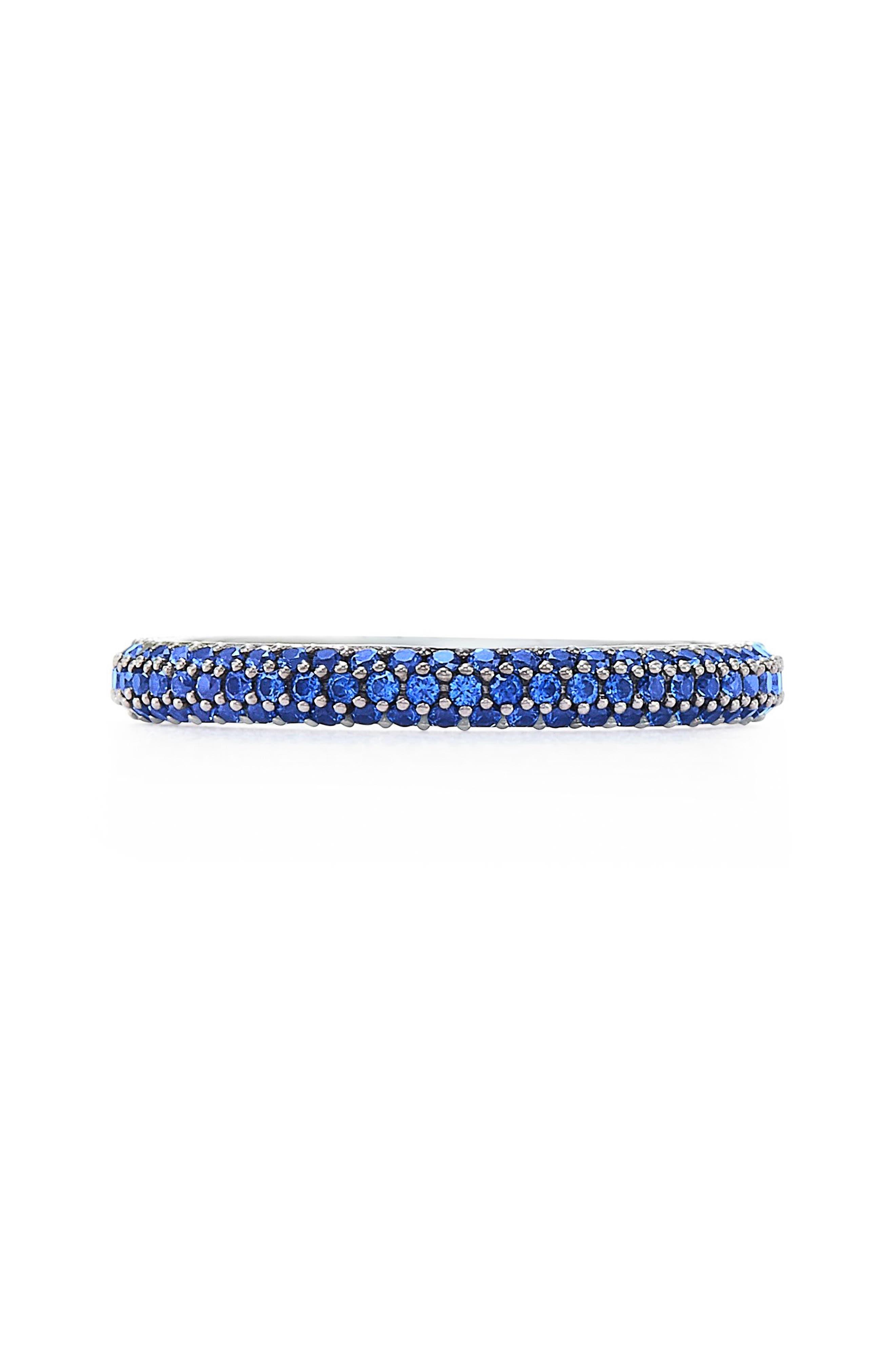 Moonlight Sapphire Stacking Ring,                             Main thumbnail 1, color,                             711