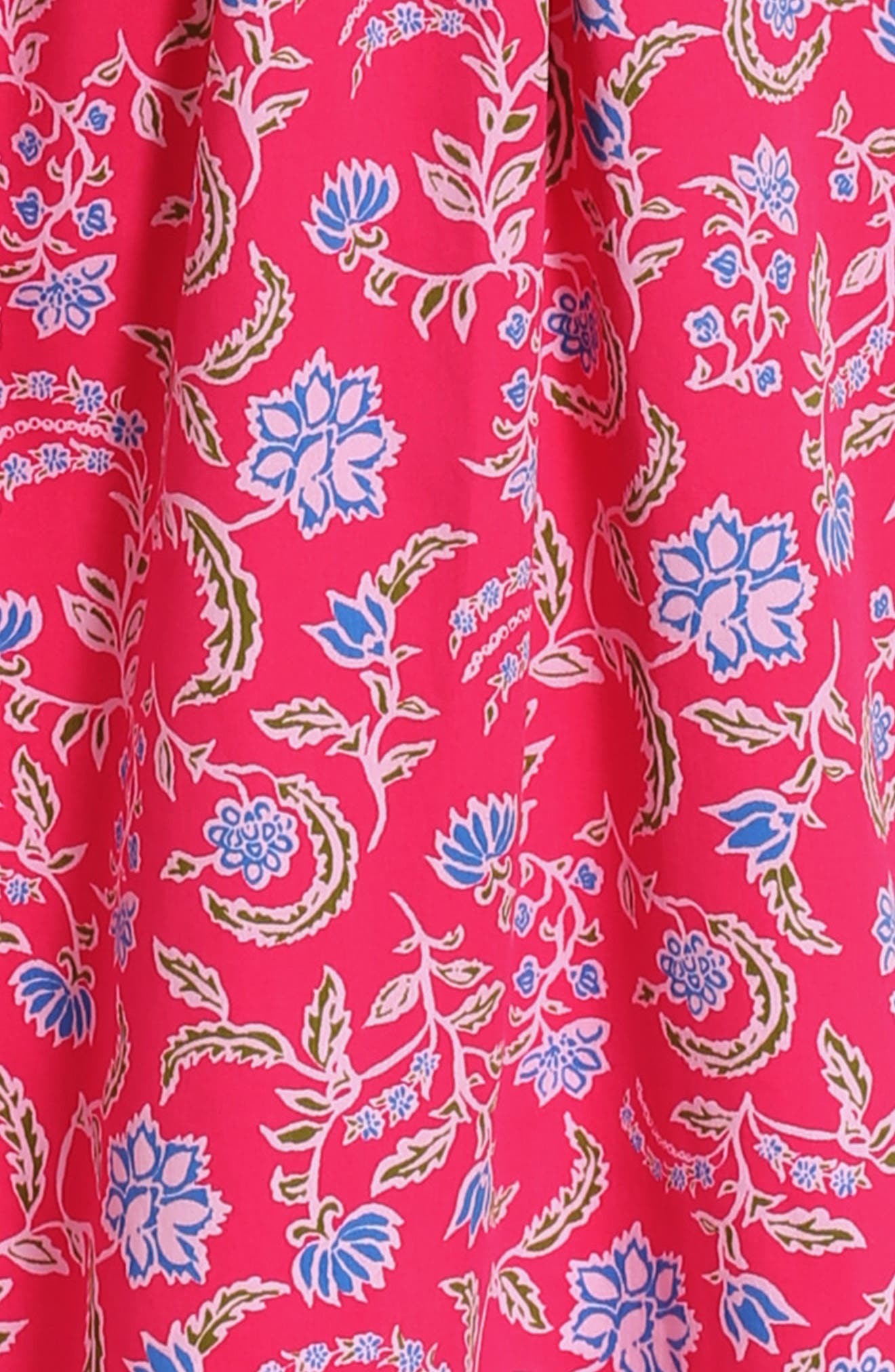 Lotus Flower Dress,                             Alternate thumbnail 3, color,                             696