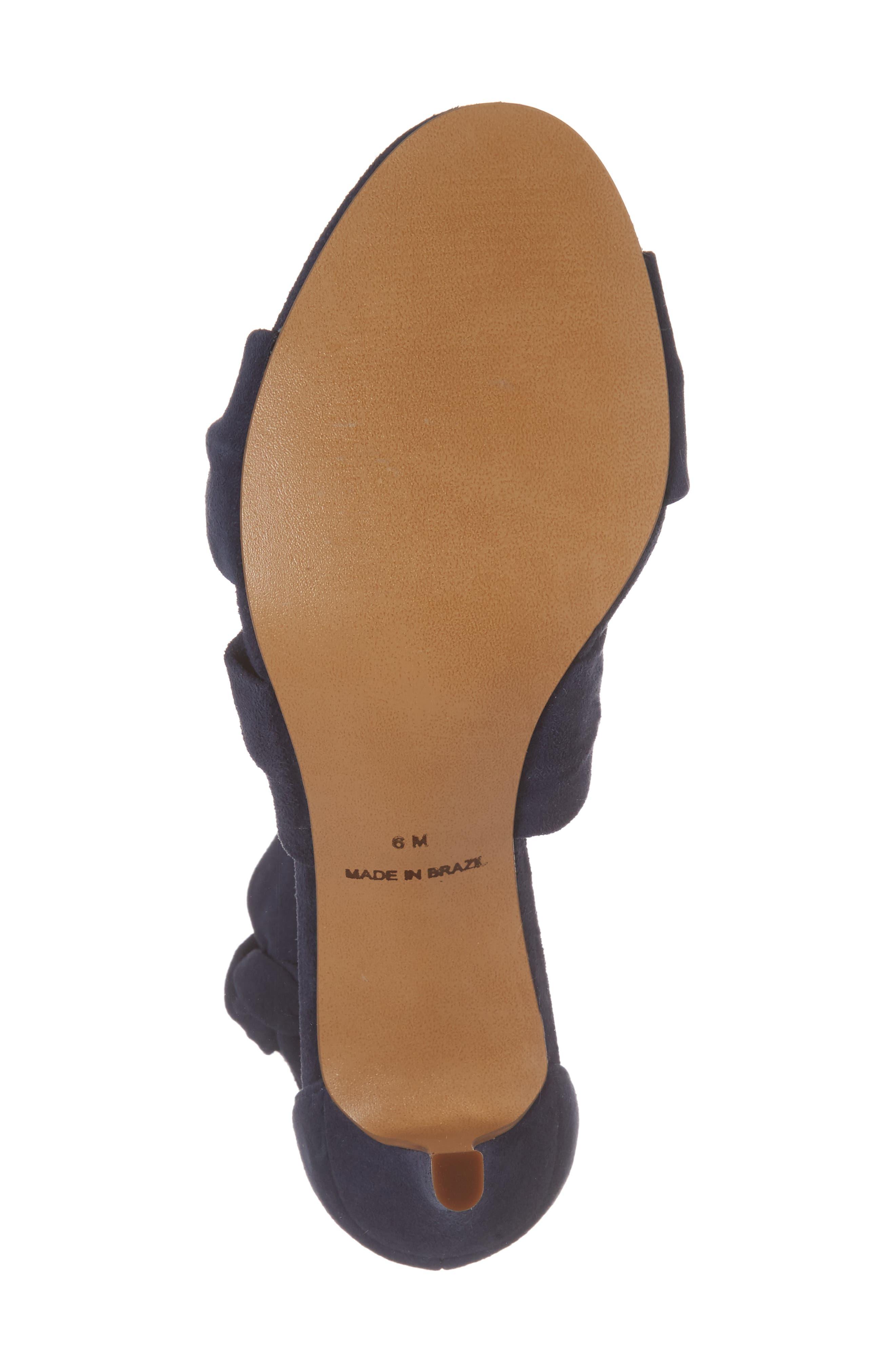 Anni Tie Ankle Sandal,                             Alternate thumbnail 16, color,