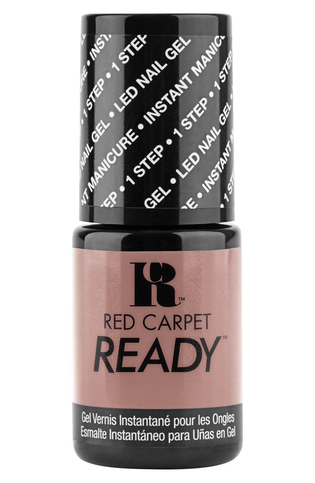 'Red Carpet Ready' LED Nail Gel Polish,                             Main thumbnail 4, color,