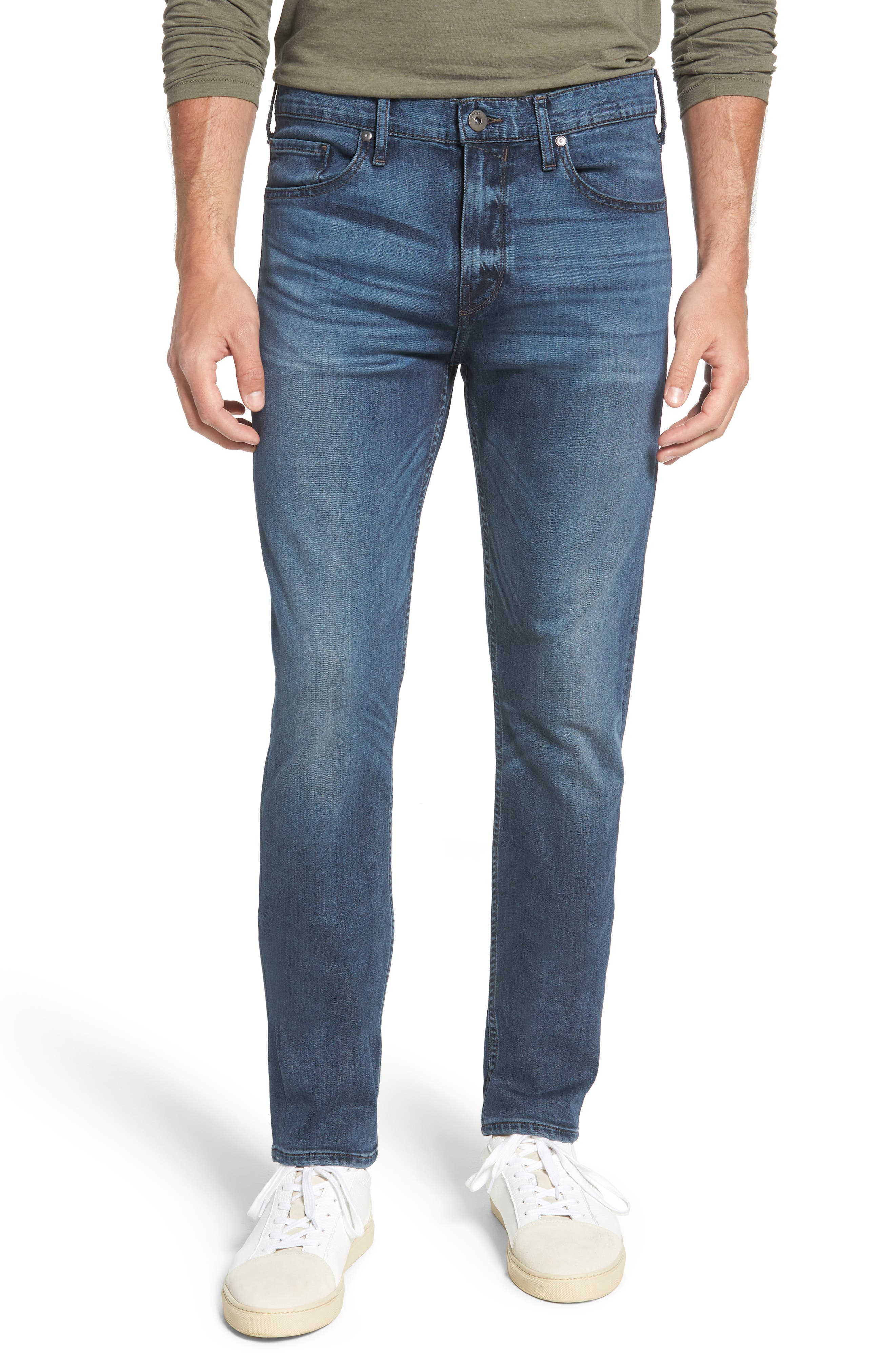 Men's Big & Tall Paige Transcend - Lennox Slim Fit Jeans