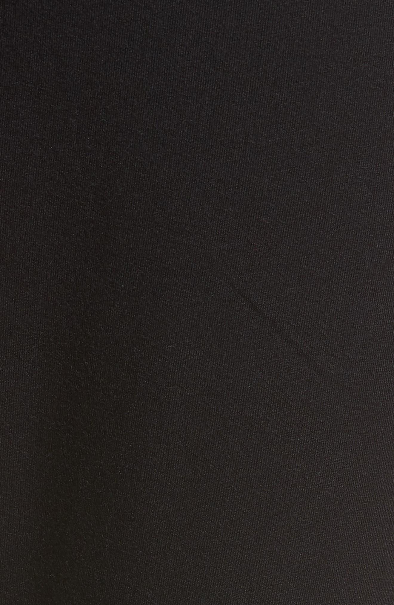 Jogger Pants,                             Alternate thumbnail 5, color,                             POLO BLACK