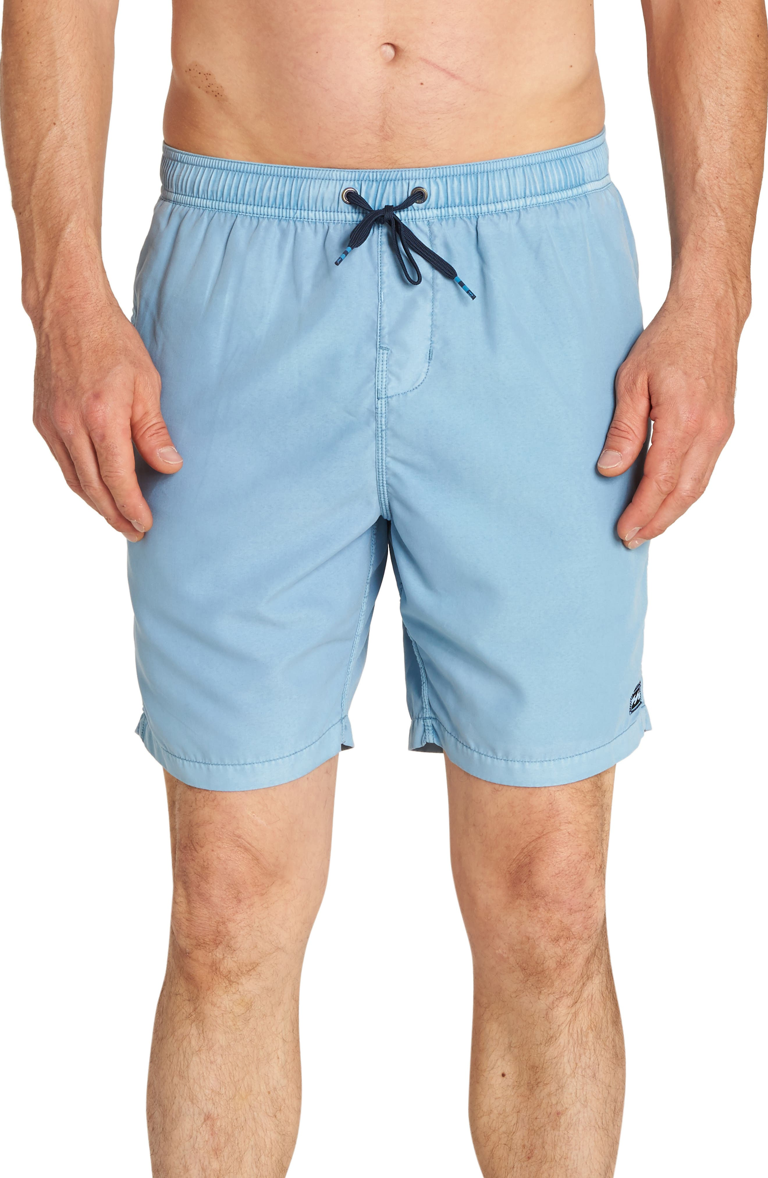 All Day Layback Board Shorts,                         Main,                         color, BLUE