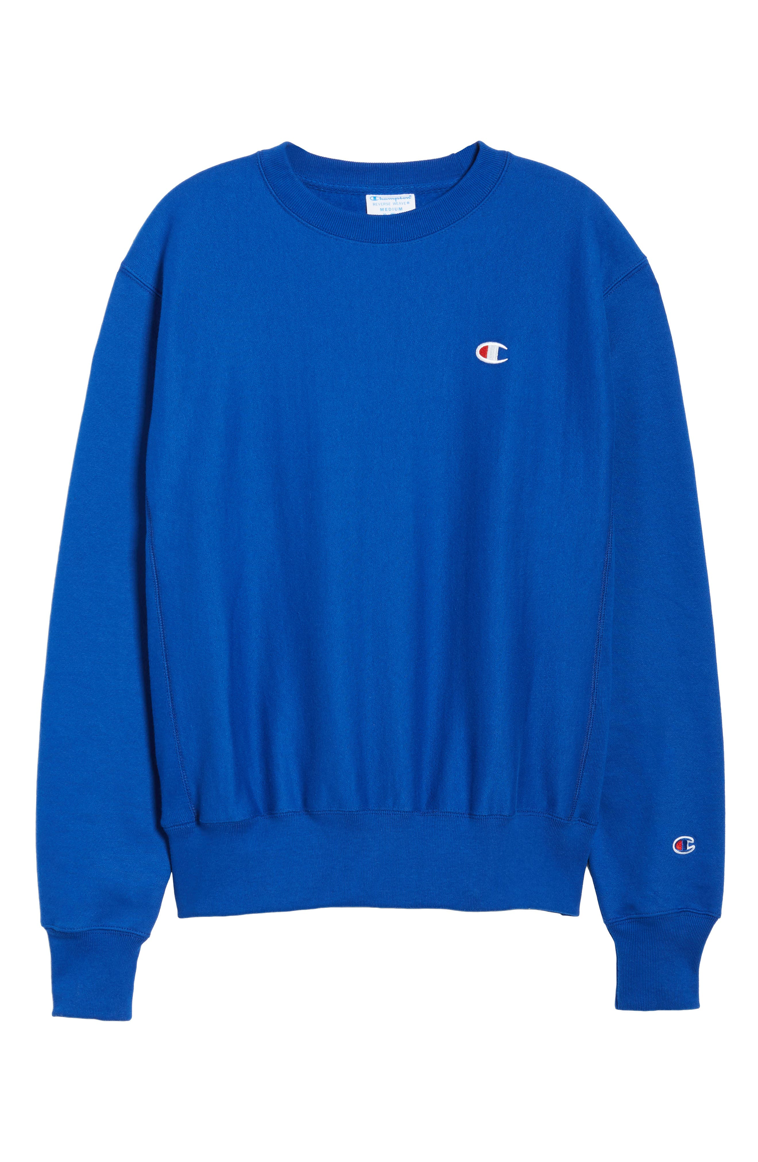 Reverse Weave Sweatshirt,                             Alternate thumbnail 34, color,