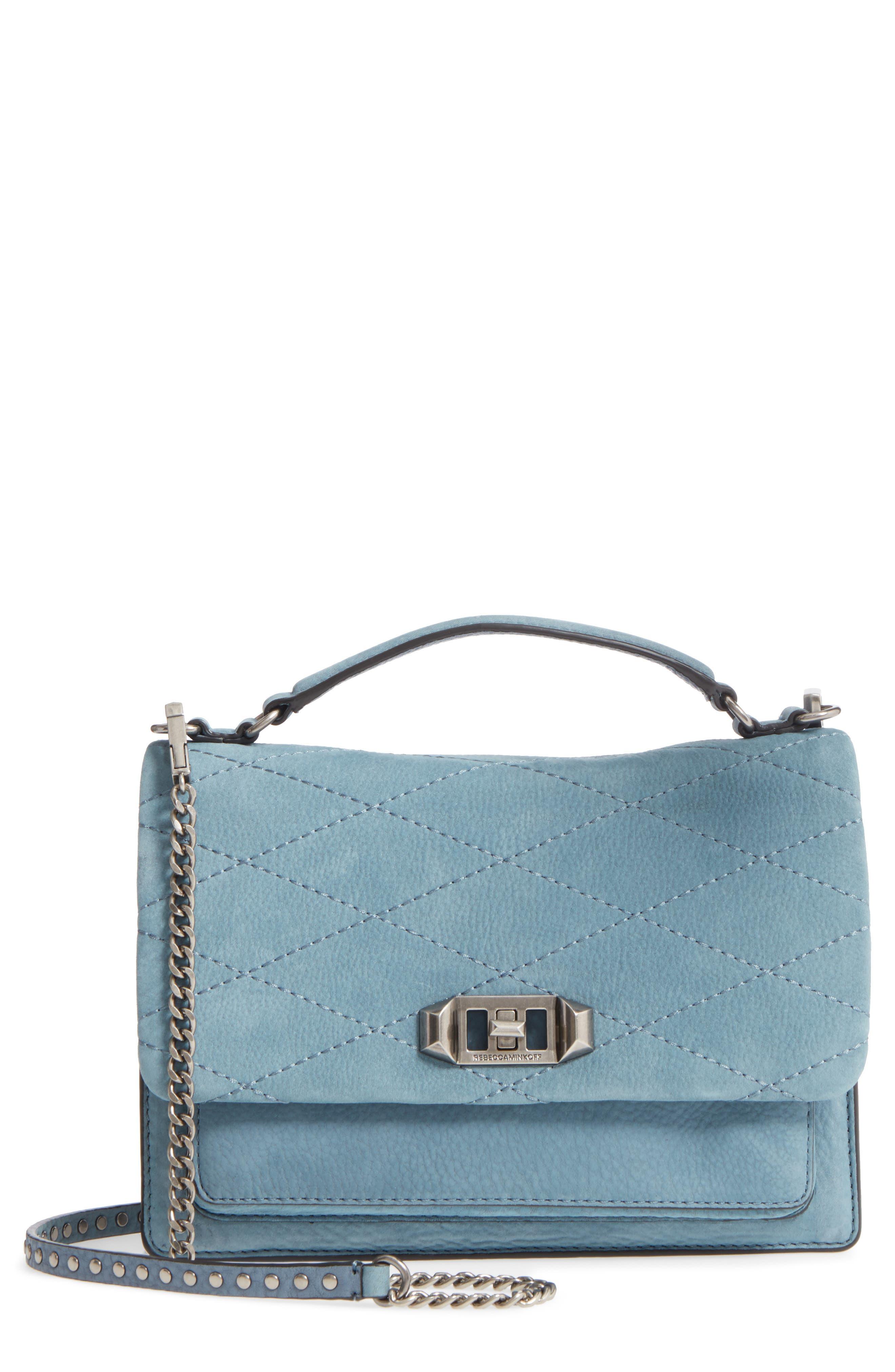 Medium Je T'aime Convertible Leather Crossbody Bag,                             Main thumbnail 5, color,