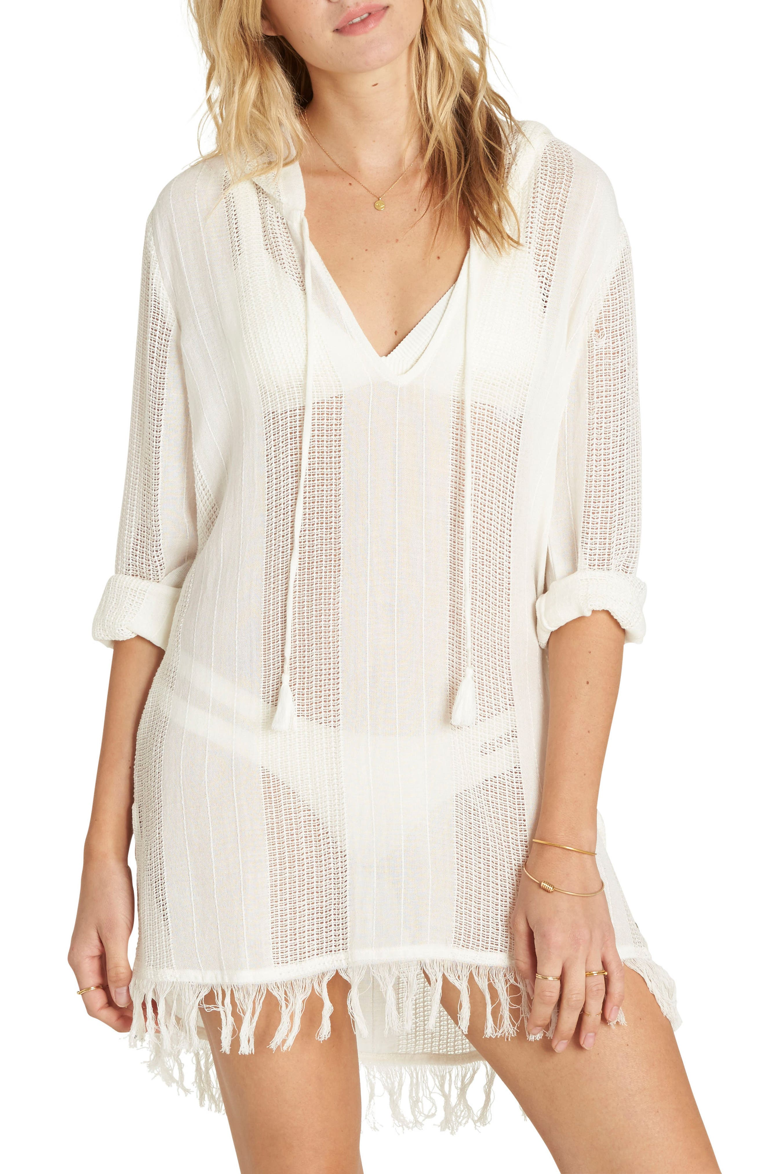 Babe Side Cover-Up Dress,                         Main,                         color, 190