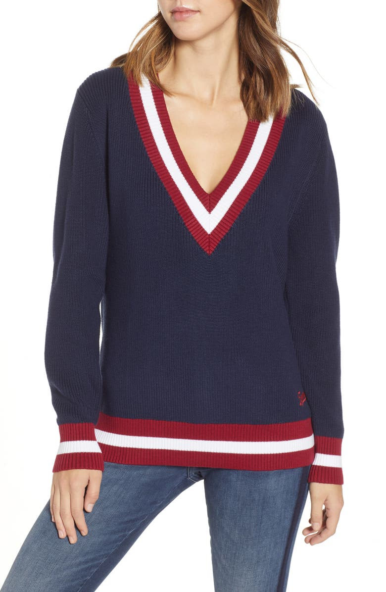 TOMMY JEANS College Sweater (Nordstrom Exclusive) | Nordstrom