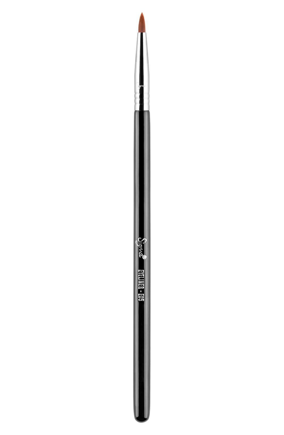 E05 Eyeliner Brush,                             Main thumbnail 1, color,                             NO COLOR