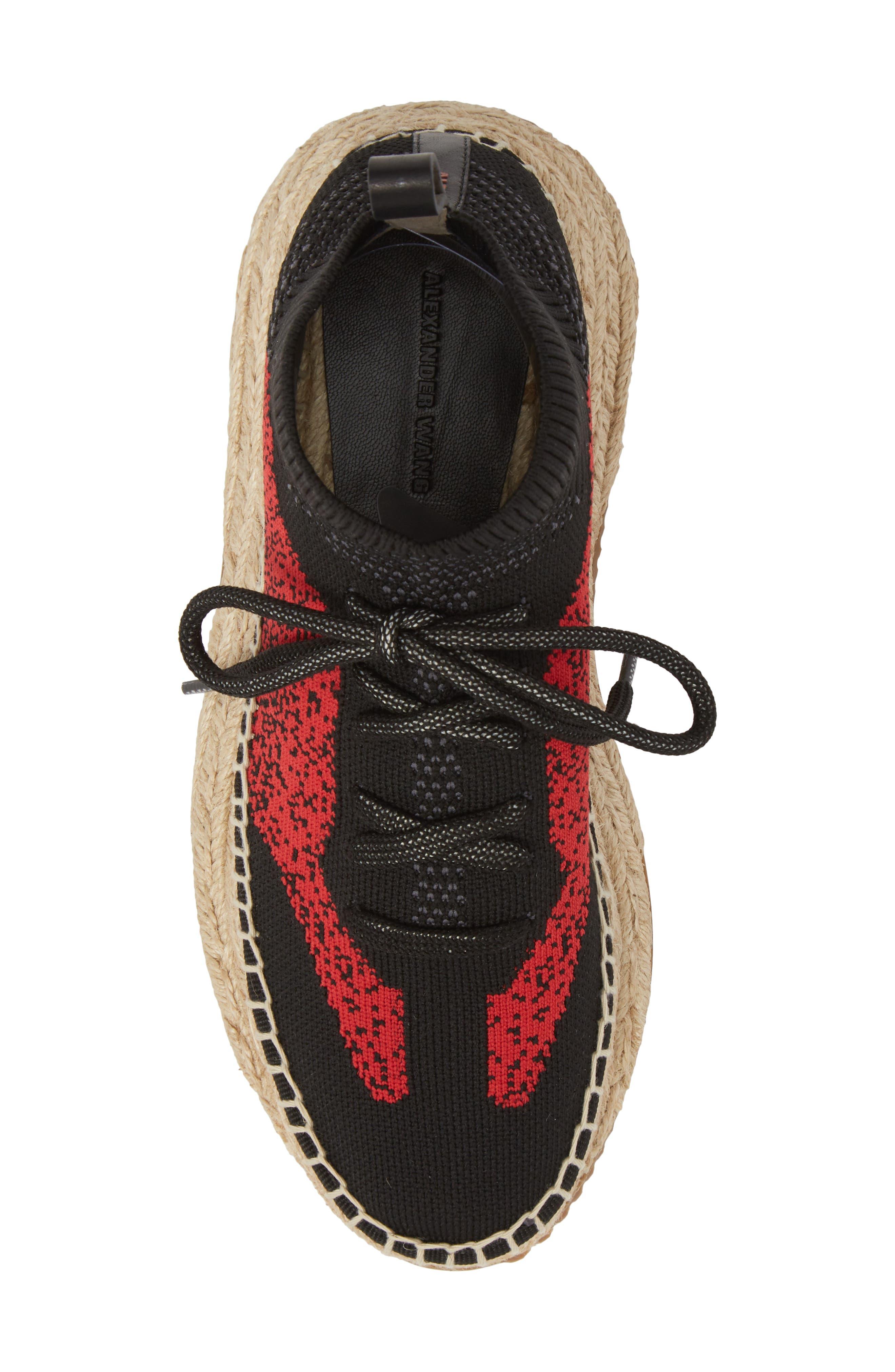 Dakota Espadrille Sock Sneaker,                             Alternate thumbnail 10, color,