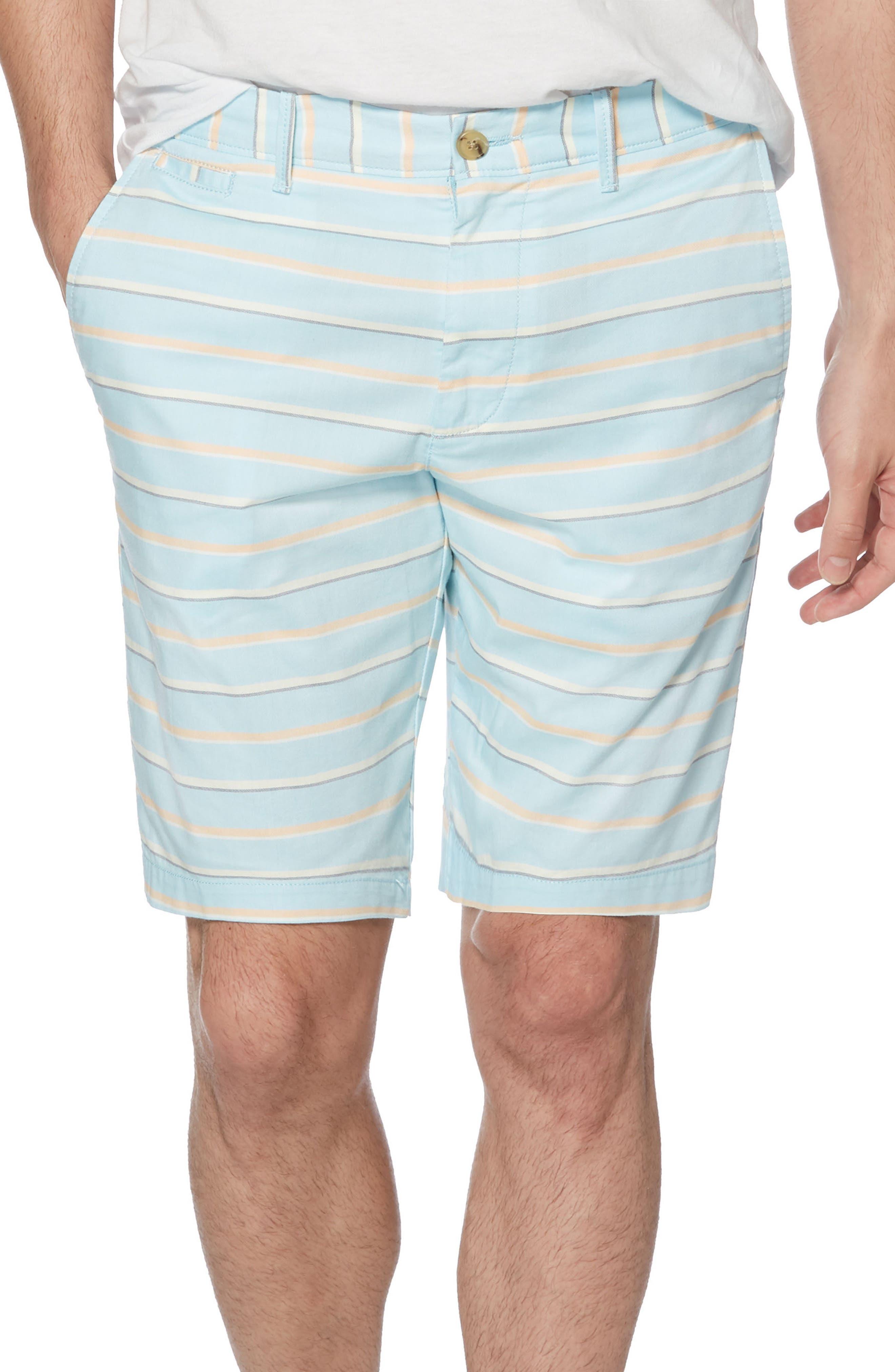 Dobby Stripe Shorts,                             Main thumbnail 1, color,