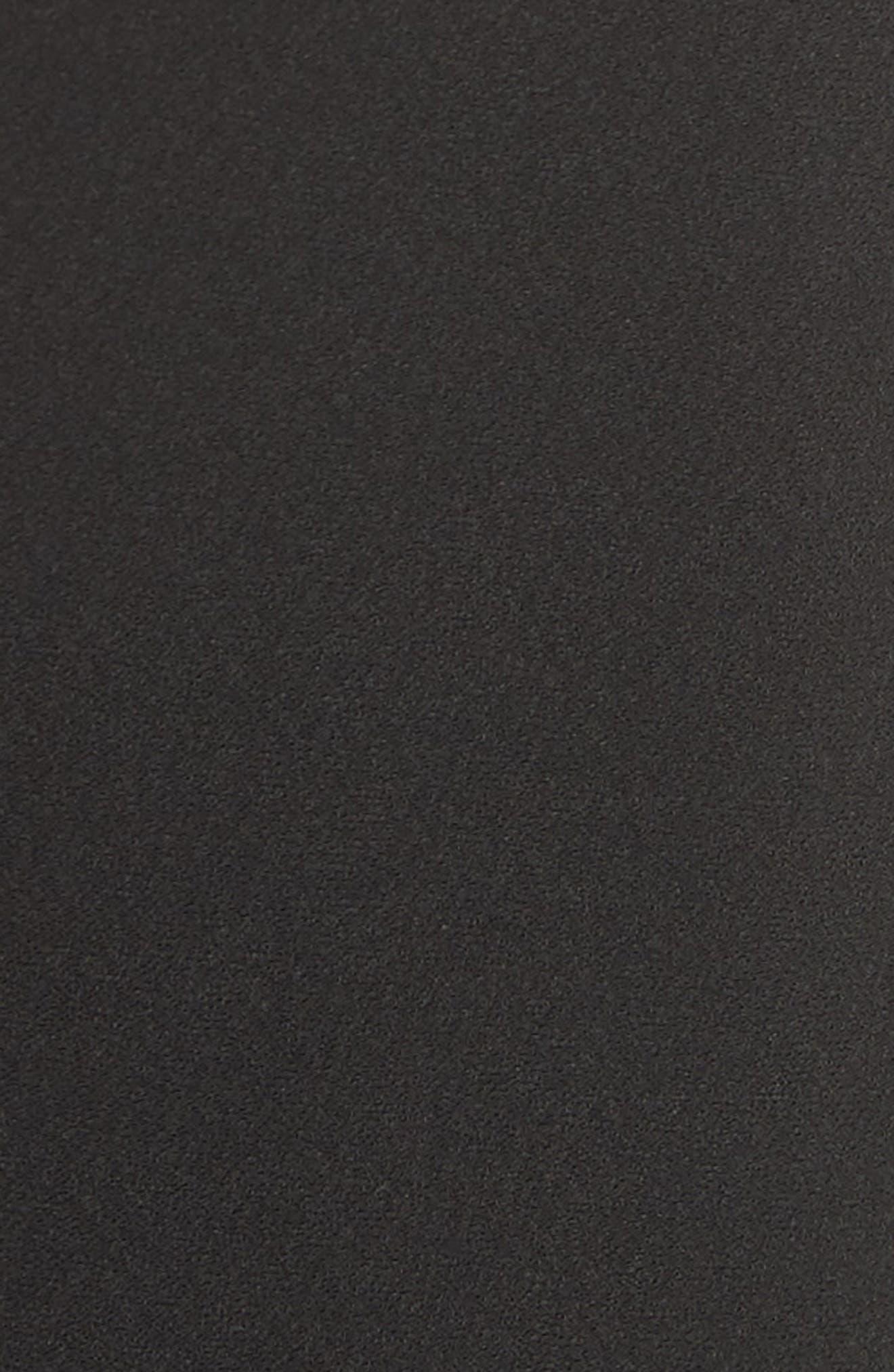 Button Trim Jogger Pants,                             Alternate thumbnail 5, color,                             001
