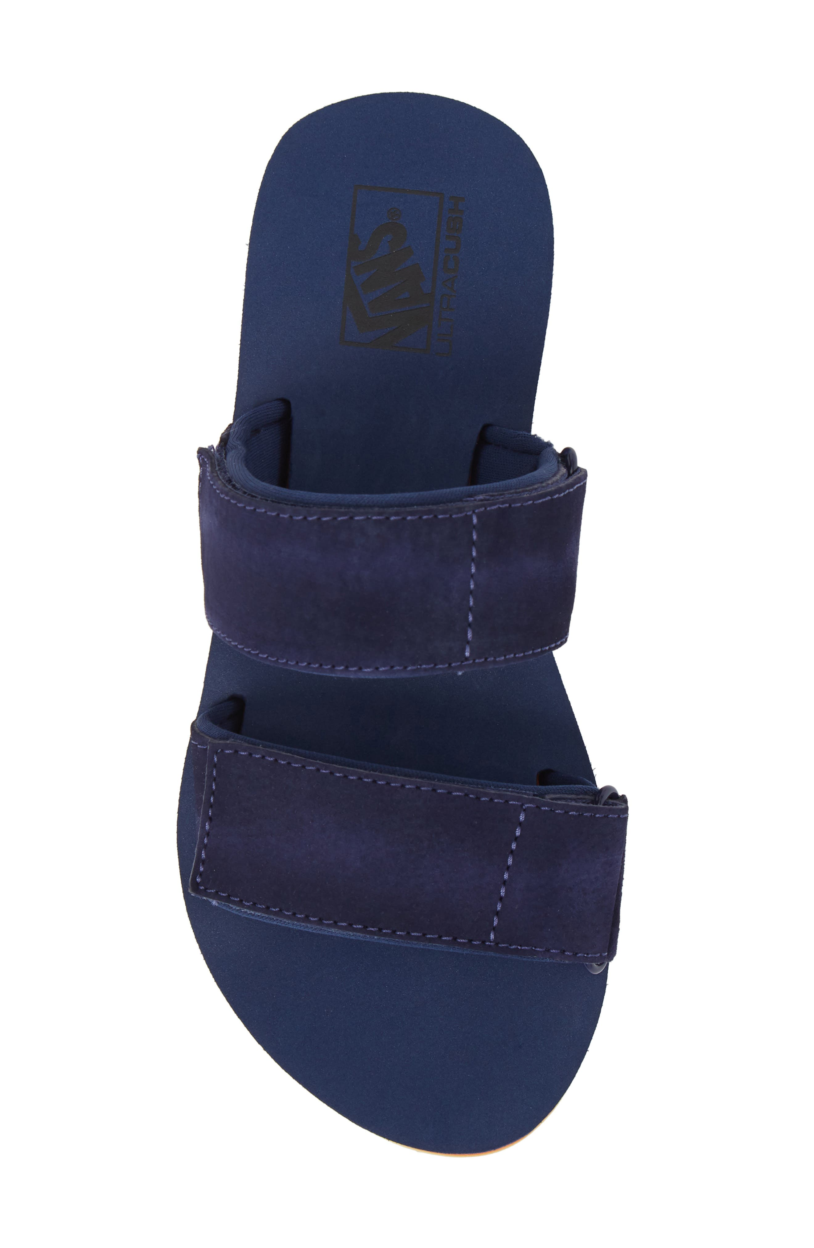 Cayucas Platform Slide Sandal,                             Alternate thumbnail 5, color,                             400
