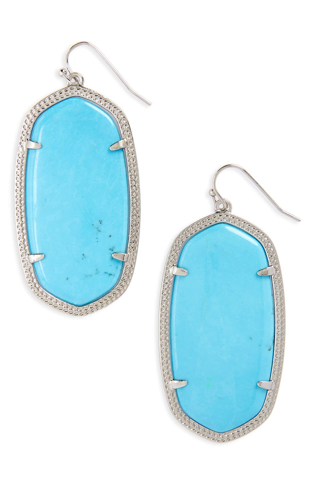 Danielle - Large Oval Statement Earrings,                             Main thumbnail 61, color,