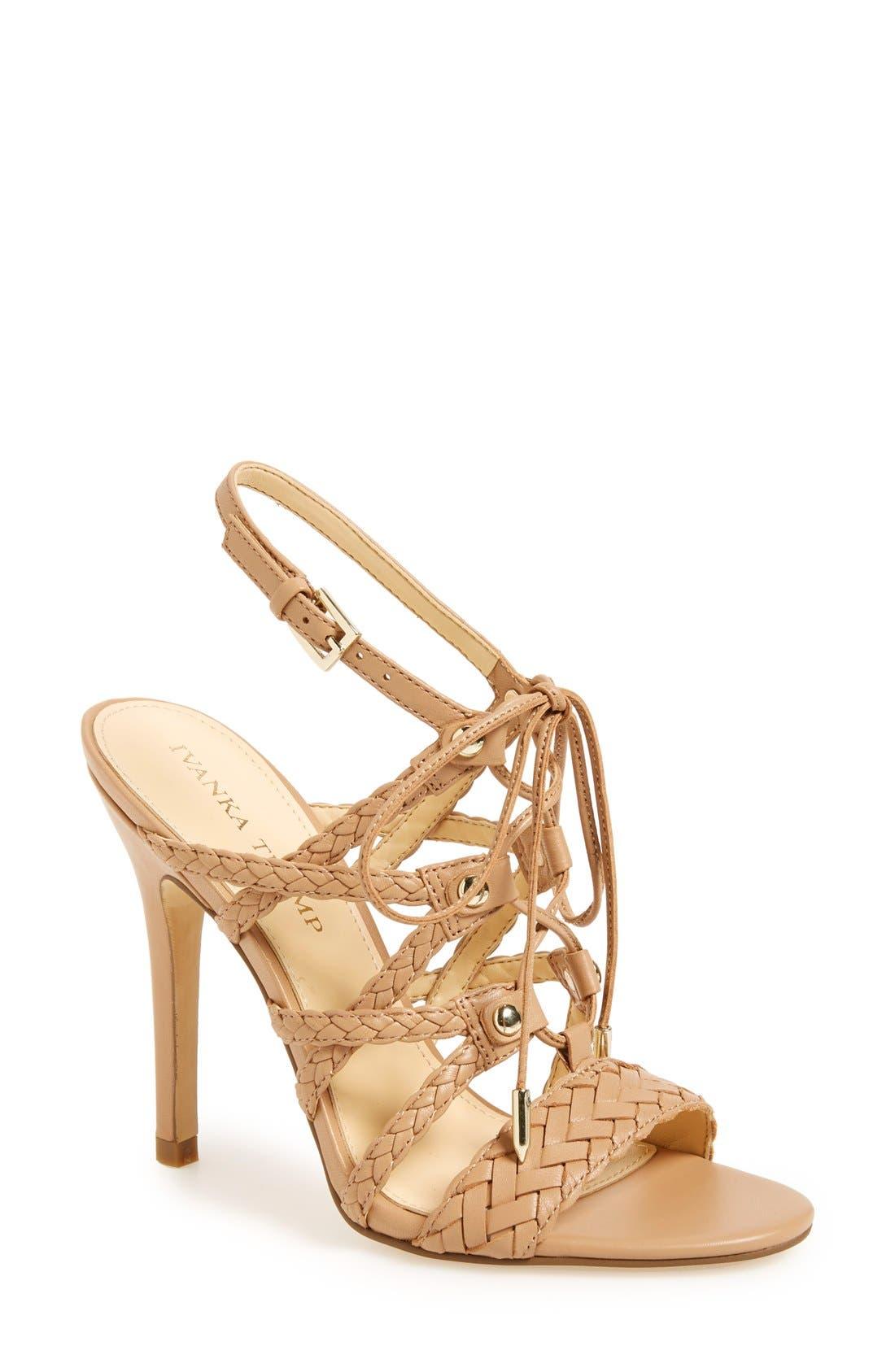 'Hera' Sandal,                         Main,                         color, 270