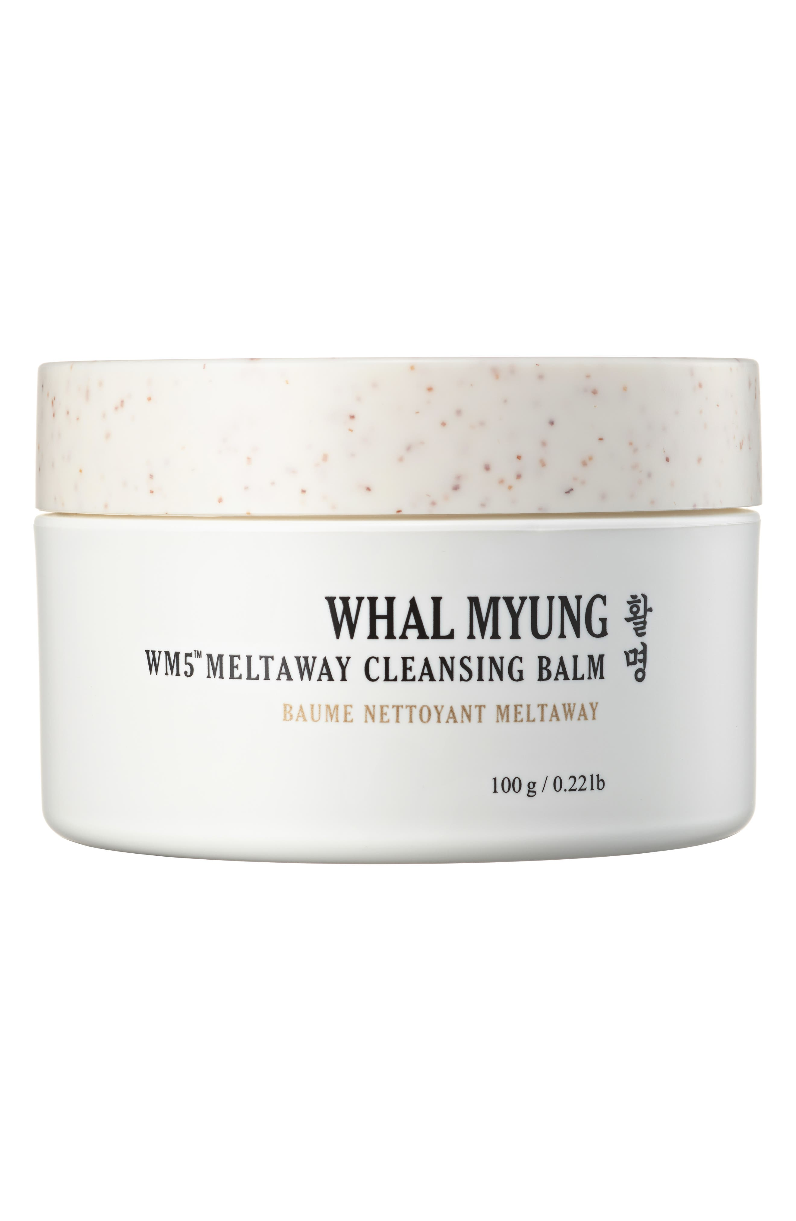 Humongousmallbeauty And Cosmetics Nature Republic Himalaya Salt Cleansing Balm Pink Whal Myung Meltaway