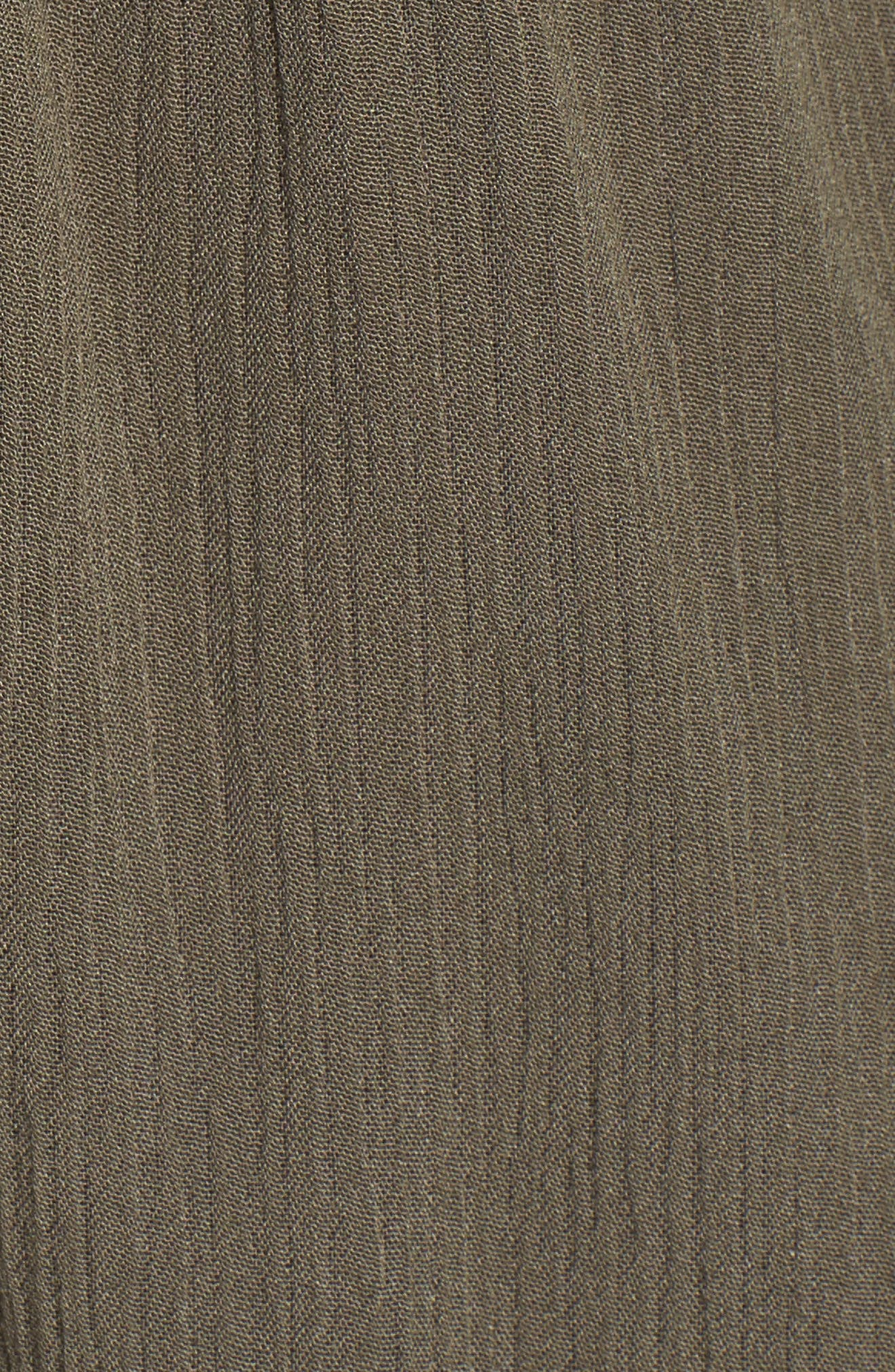 Olivia Bell Sleeve Dress,                             Alternate thumbnail 5, color,