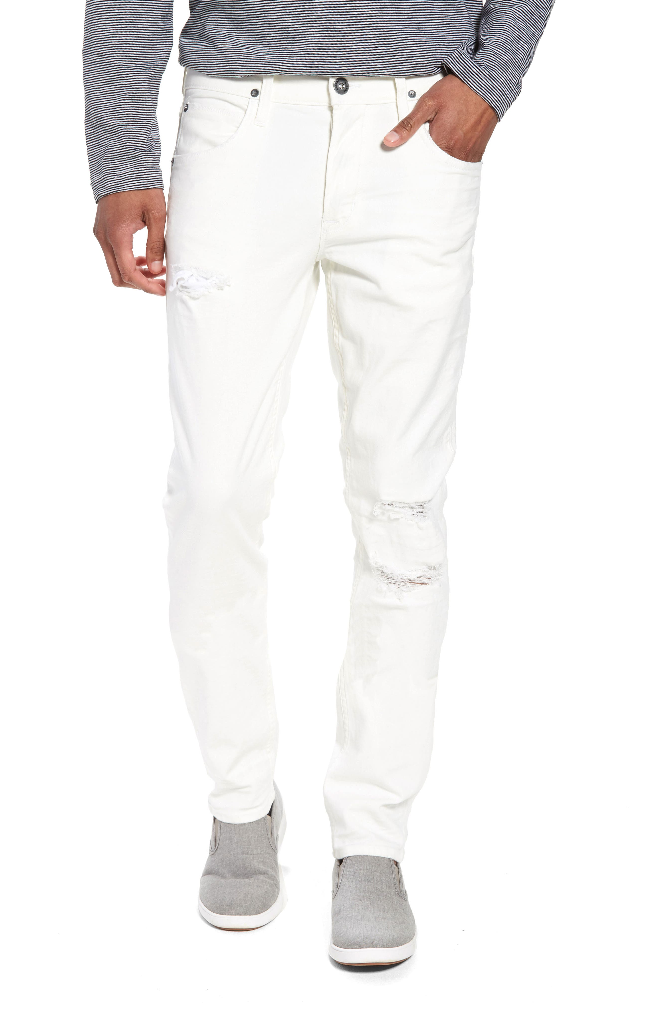 Blake Slim Fit Jeans,                         Main,                         color, 110
