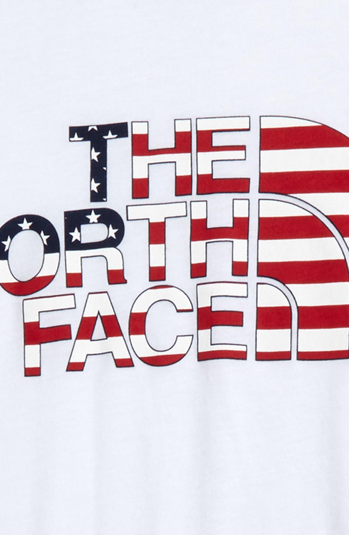 International Collection Crewneck T-Shirt,                             Alternate thumbnail 2, color,                             100