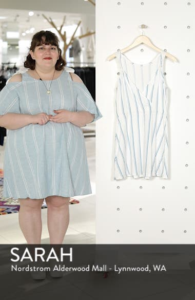 Peony Stripe Sundress, sales video thumbnail