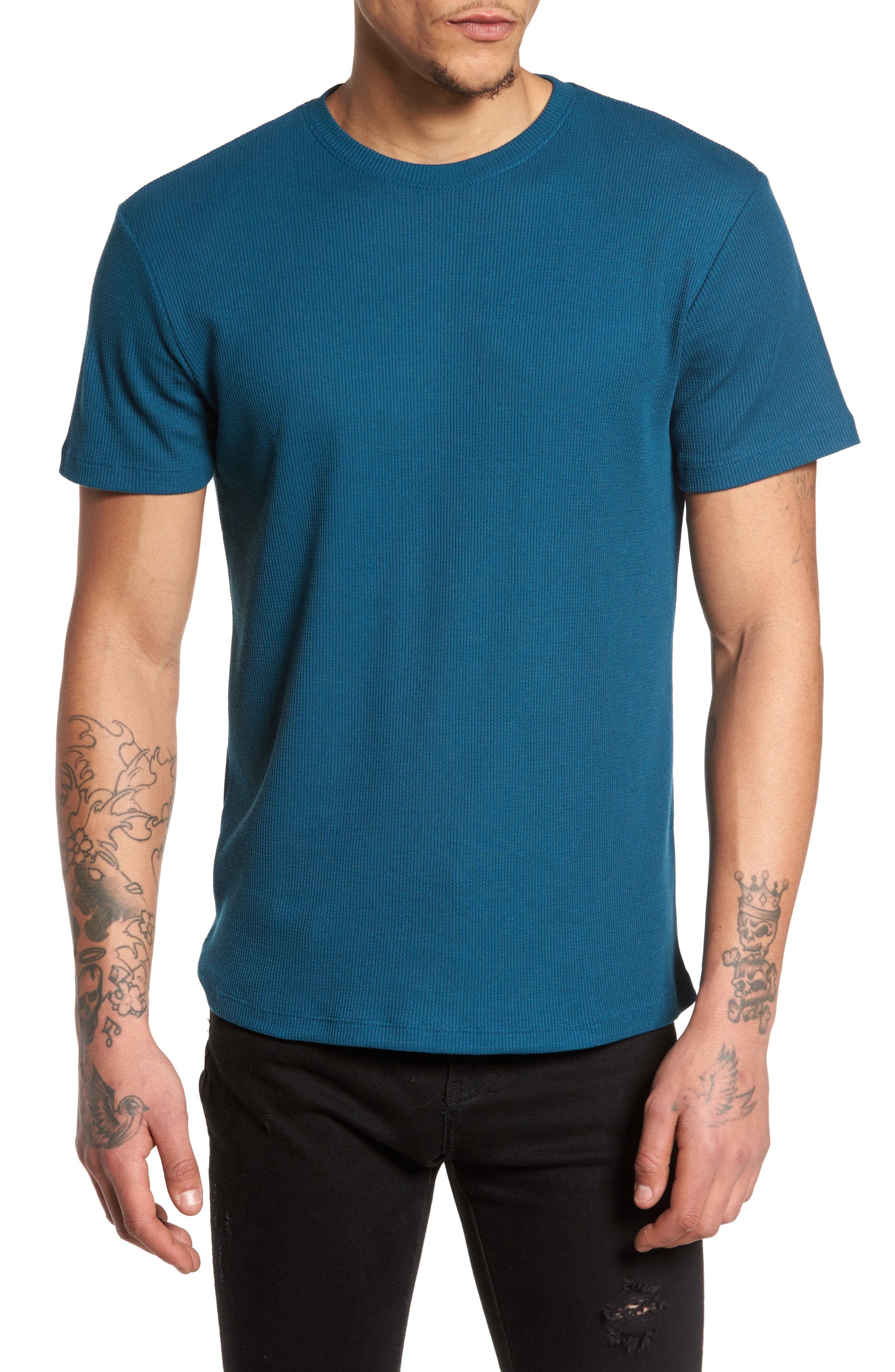 Thermal T-Shirt,                             Main thumbnail 2, color,