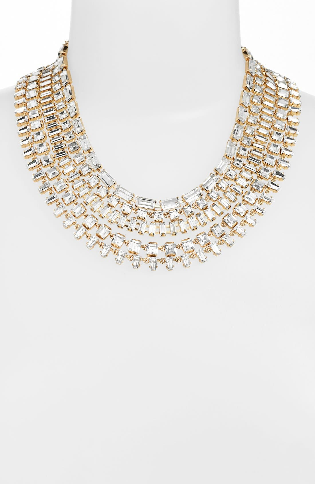 'vegas jewels' multistrand necklace,                             Alternate thumbnail 2, color,                             710