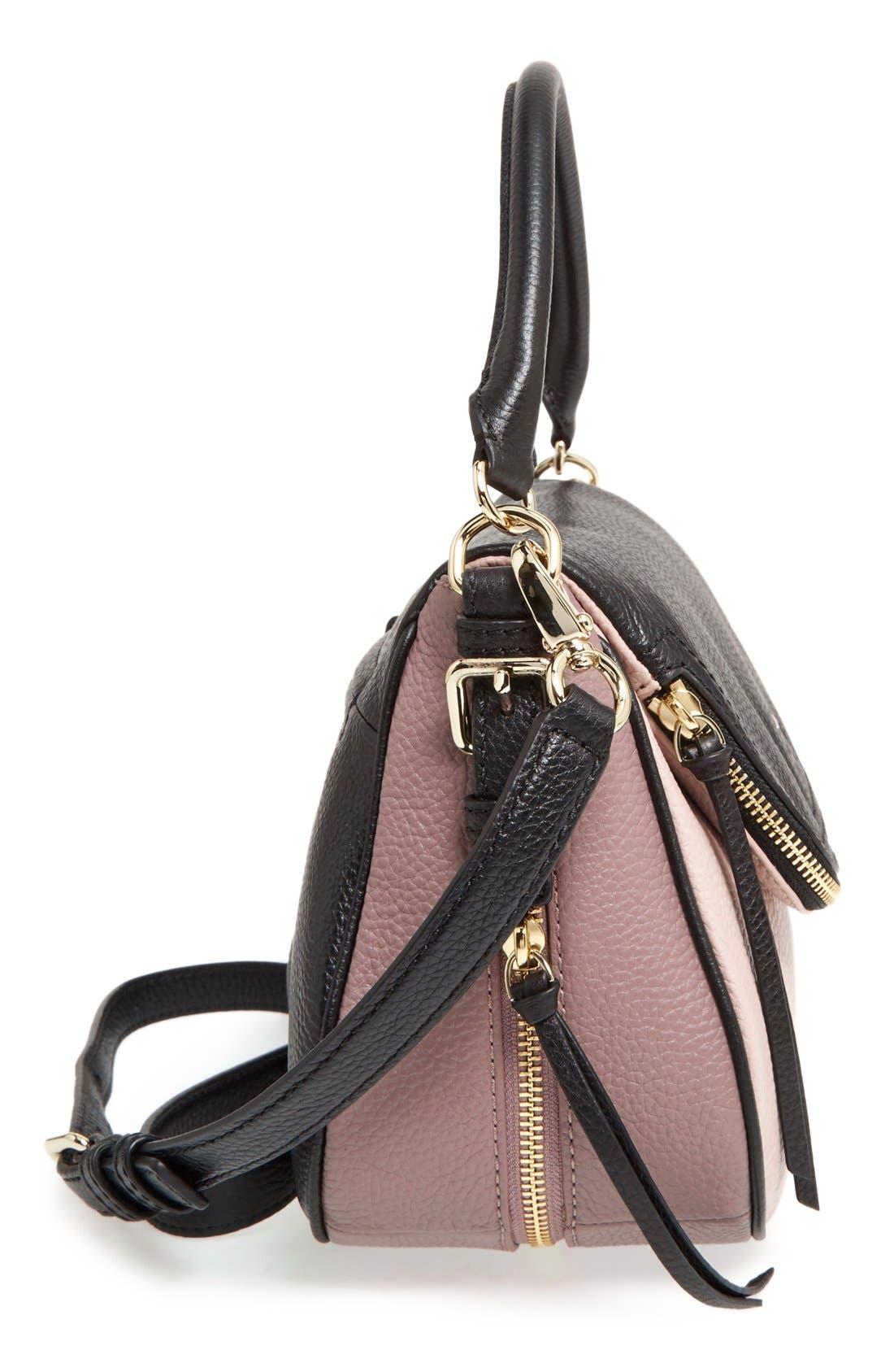 cobble hill - deva leather crossbody bag,                             Alternate thumbnail 29, color,