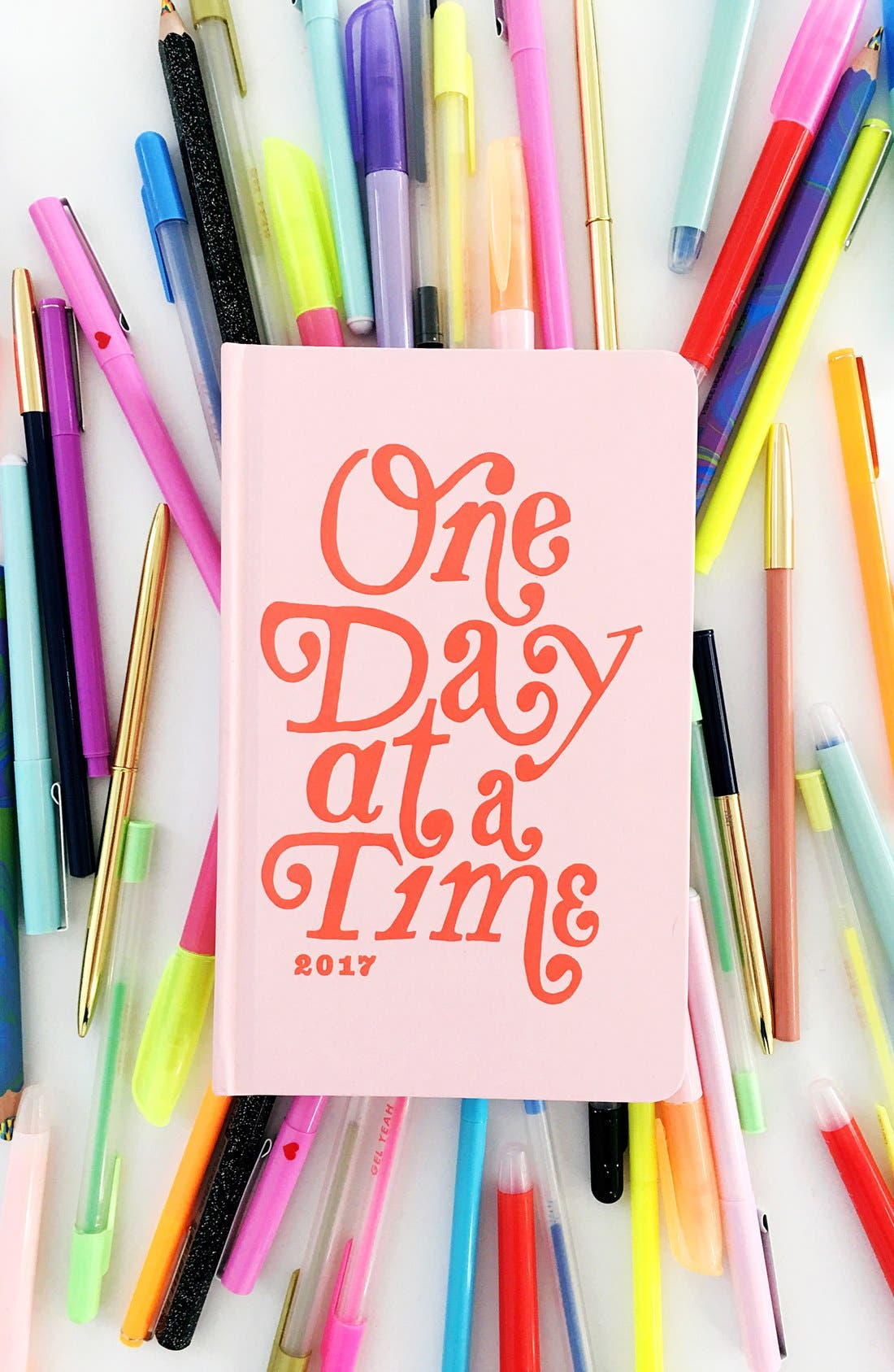 'Classic - One Day At A Time' Hardcover 17-Month Agenda,                             Alternate thumbnail 4, color,                             800