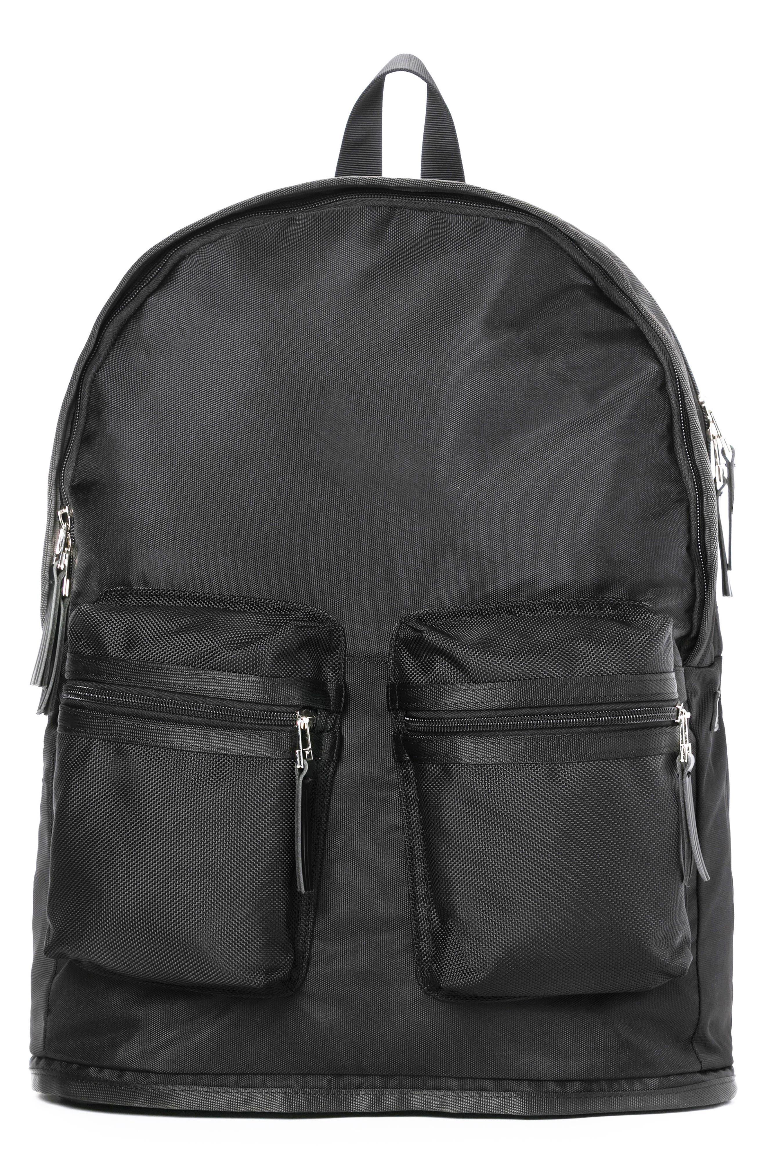 TAIKAN,                             Spartan Backpack,                             Main thumbnail 1, color,                             001