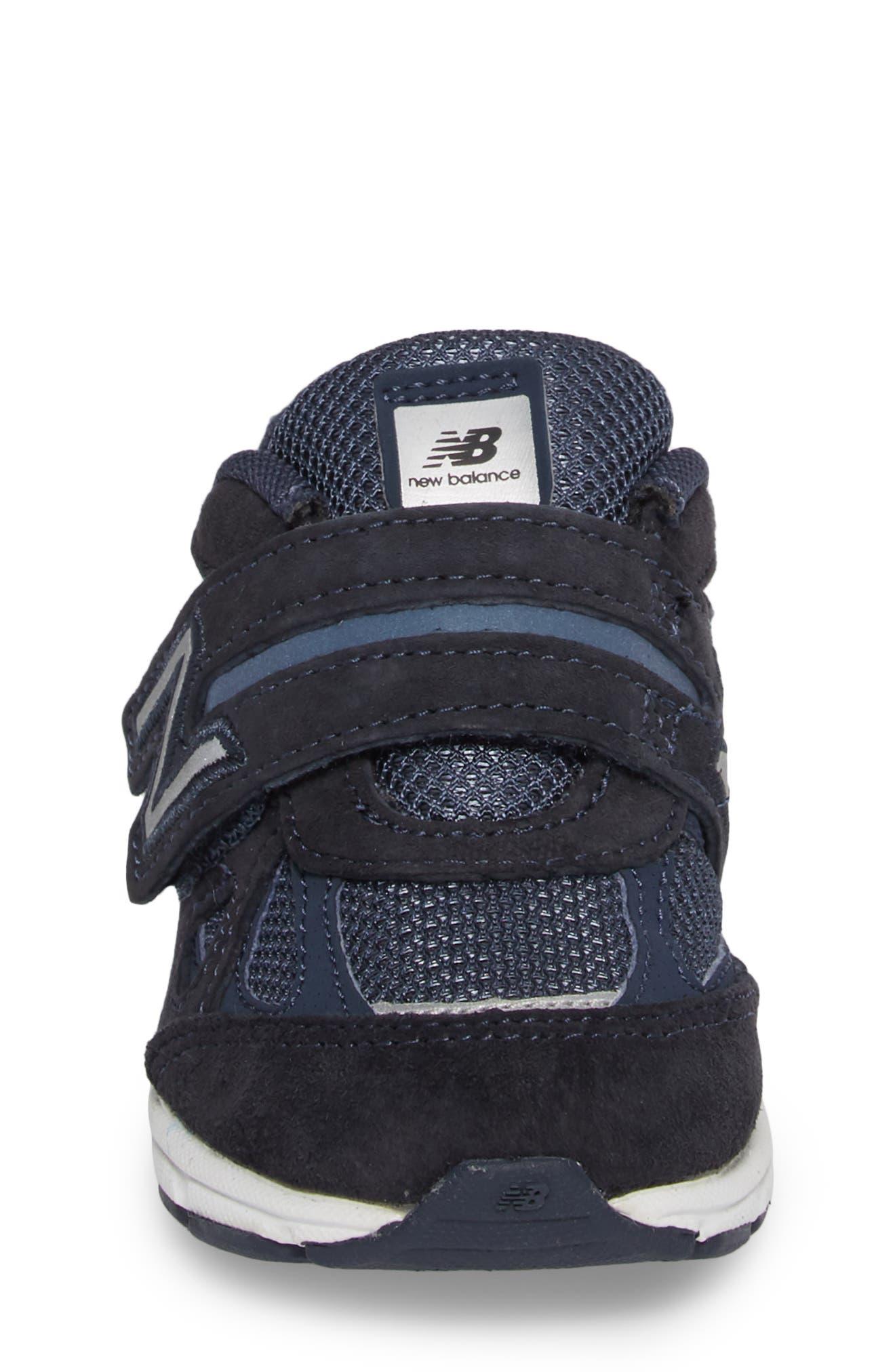 990v4 Sneaker,                             Alternate thumbnail 4, color,                             410