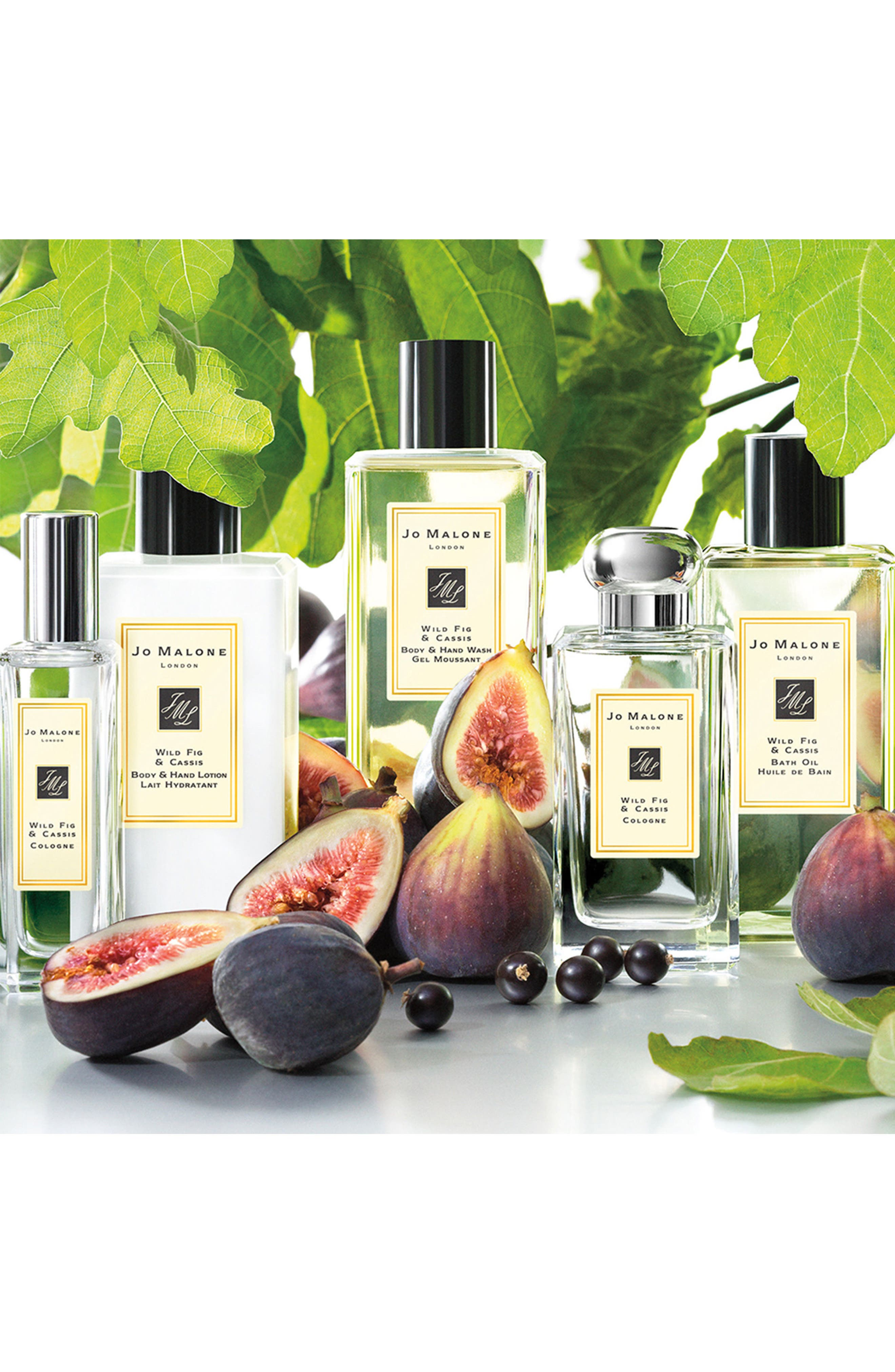 Jo Malone<sup>™</sup> 'Wild Fig & Cassis' Cologne,                             Alternate thumbnail 3, color,                             000