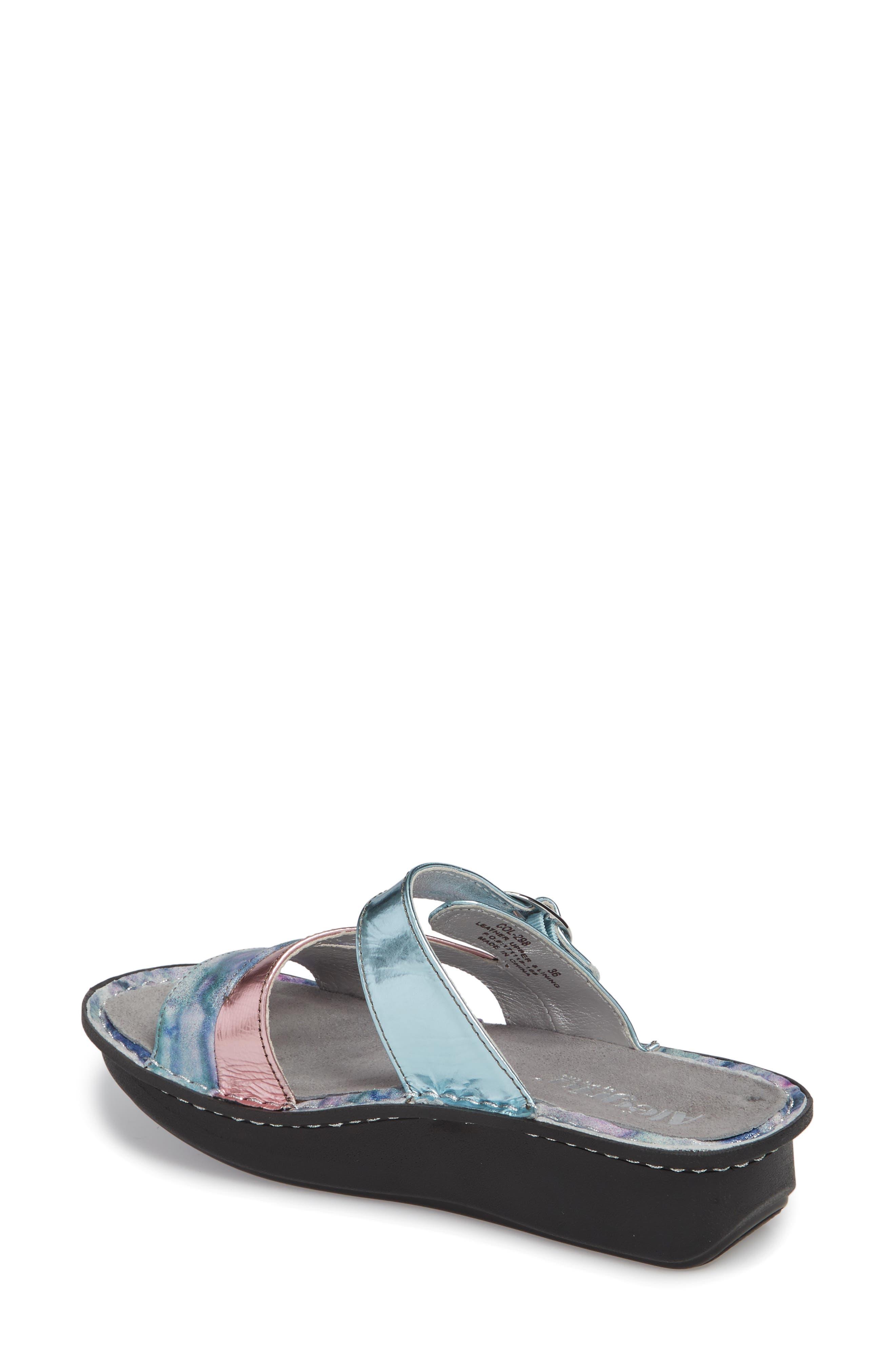 'Colette' Platform Sandal,                             Alternate thumbnail 18, color,