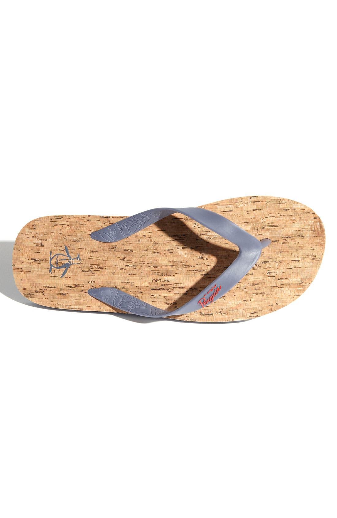 'Cork' Flip Flop,                             Alternate thumbnail 2, color,                             020