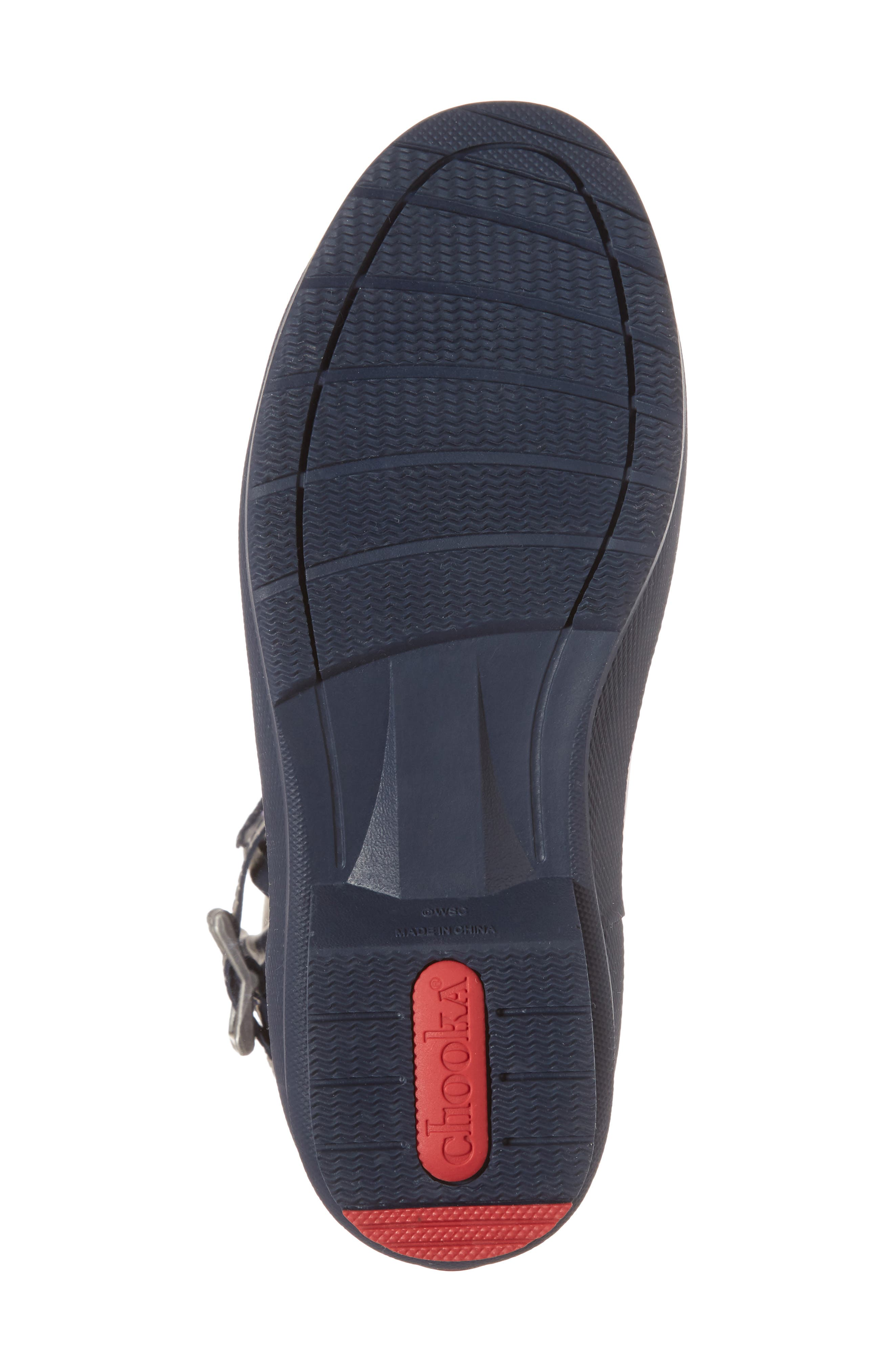 Tillie Mid Rain Boot,                             Alternate thumbnail 6, color,                             NAVY