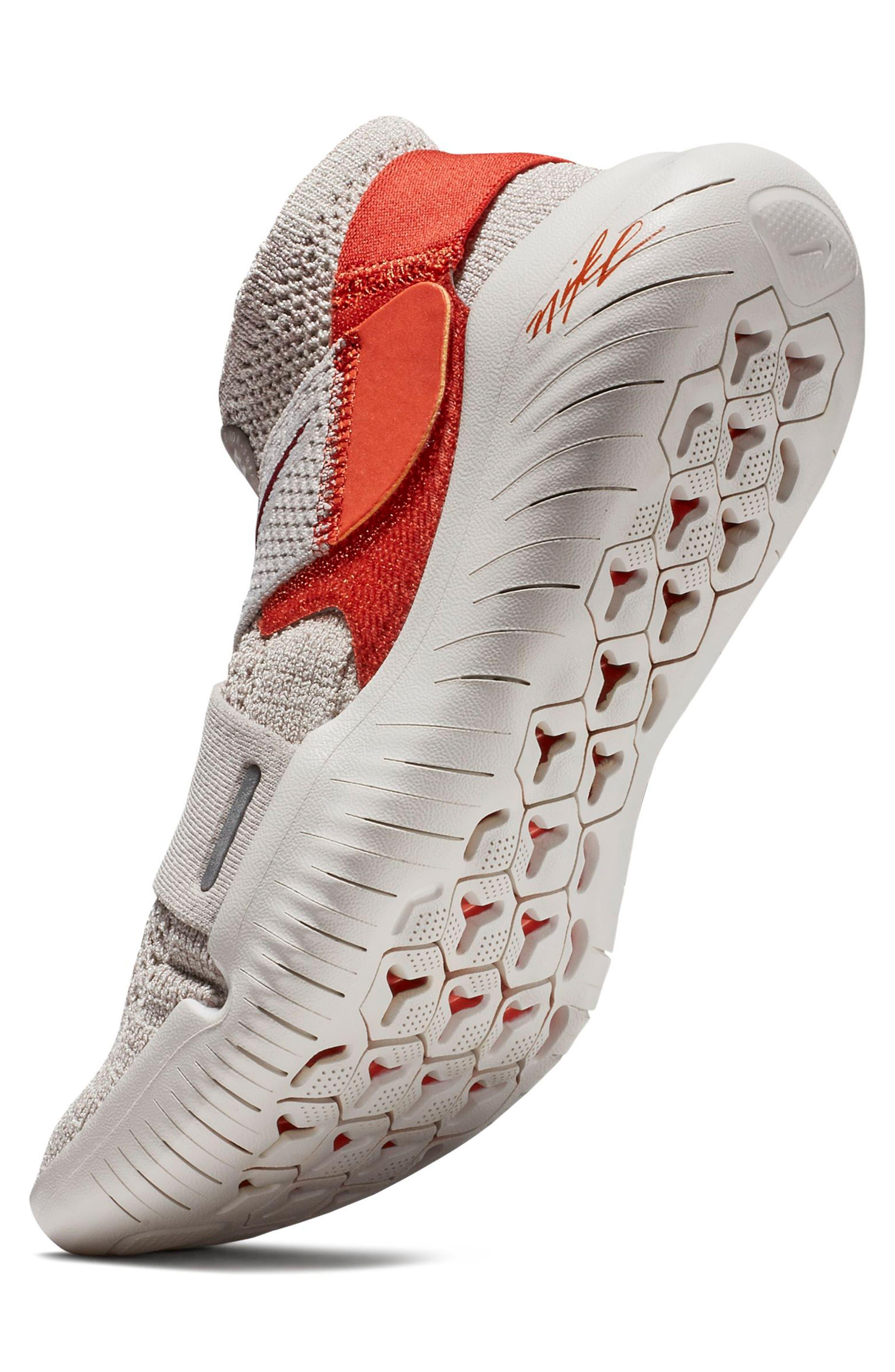Free RN Motion 2018 Flyknit IWD Running Shoe,                             Alternate thumbnail 6, color,