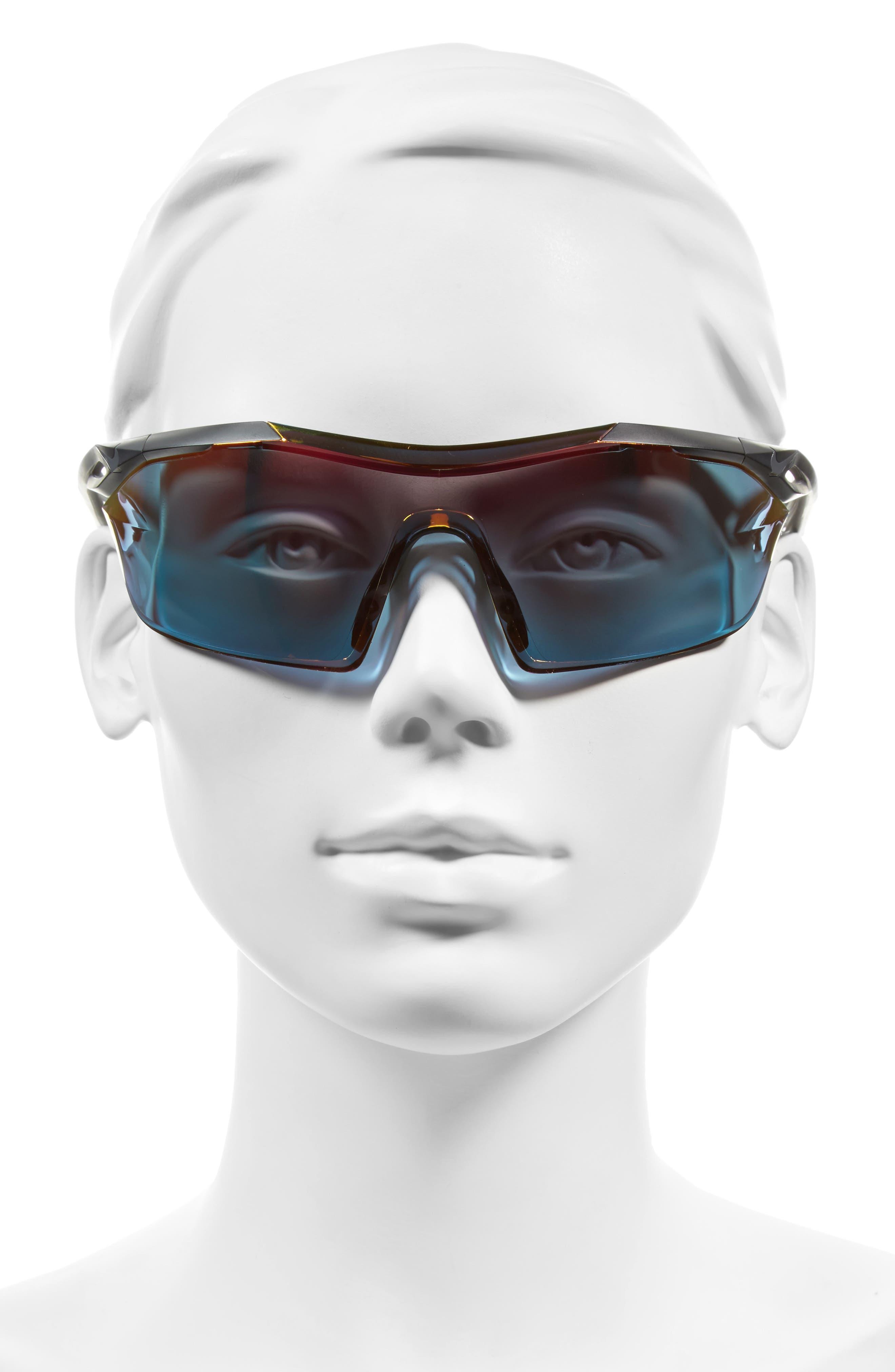 Vaporwing Elite 90mm Running Sunglasses,                             Alternate thumbnail 2, color,                             001